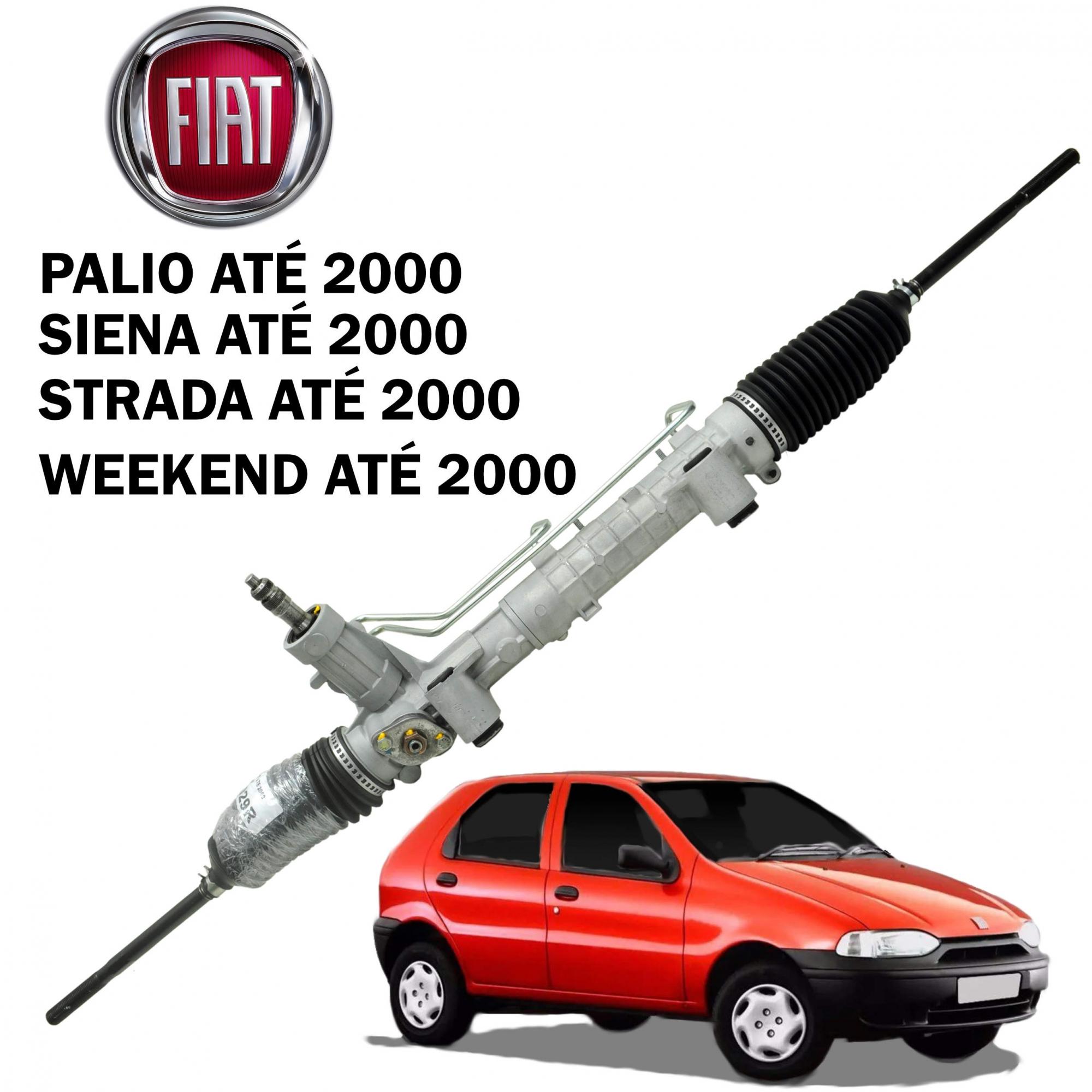 Caixa Direção Hidráulica TRW Palio, Strada , Siena 96...00