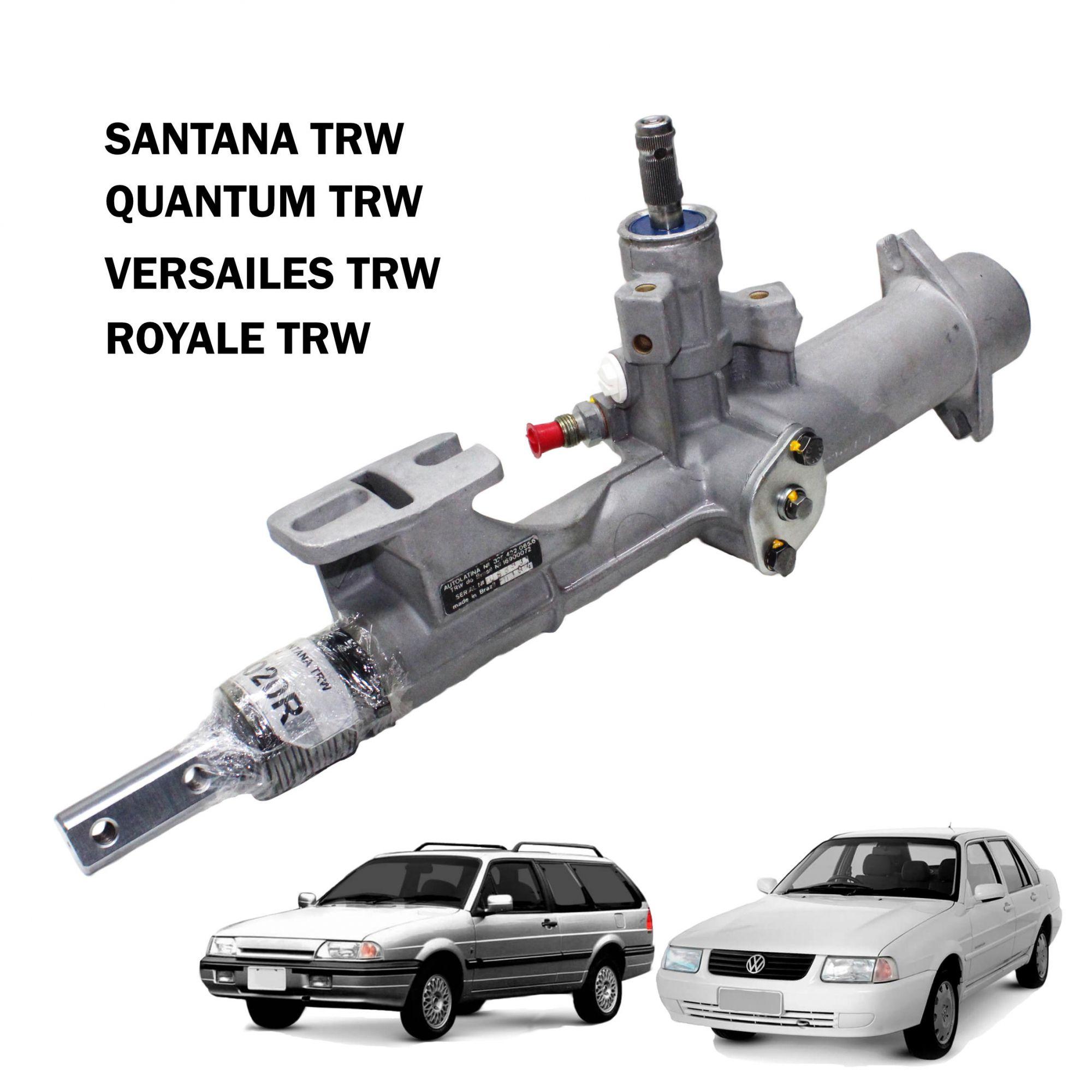 Caixa Direção Hidraulica TRW Santana, Quantum, Versailes, Royale