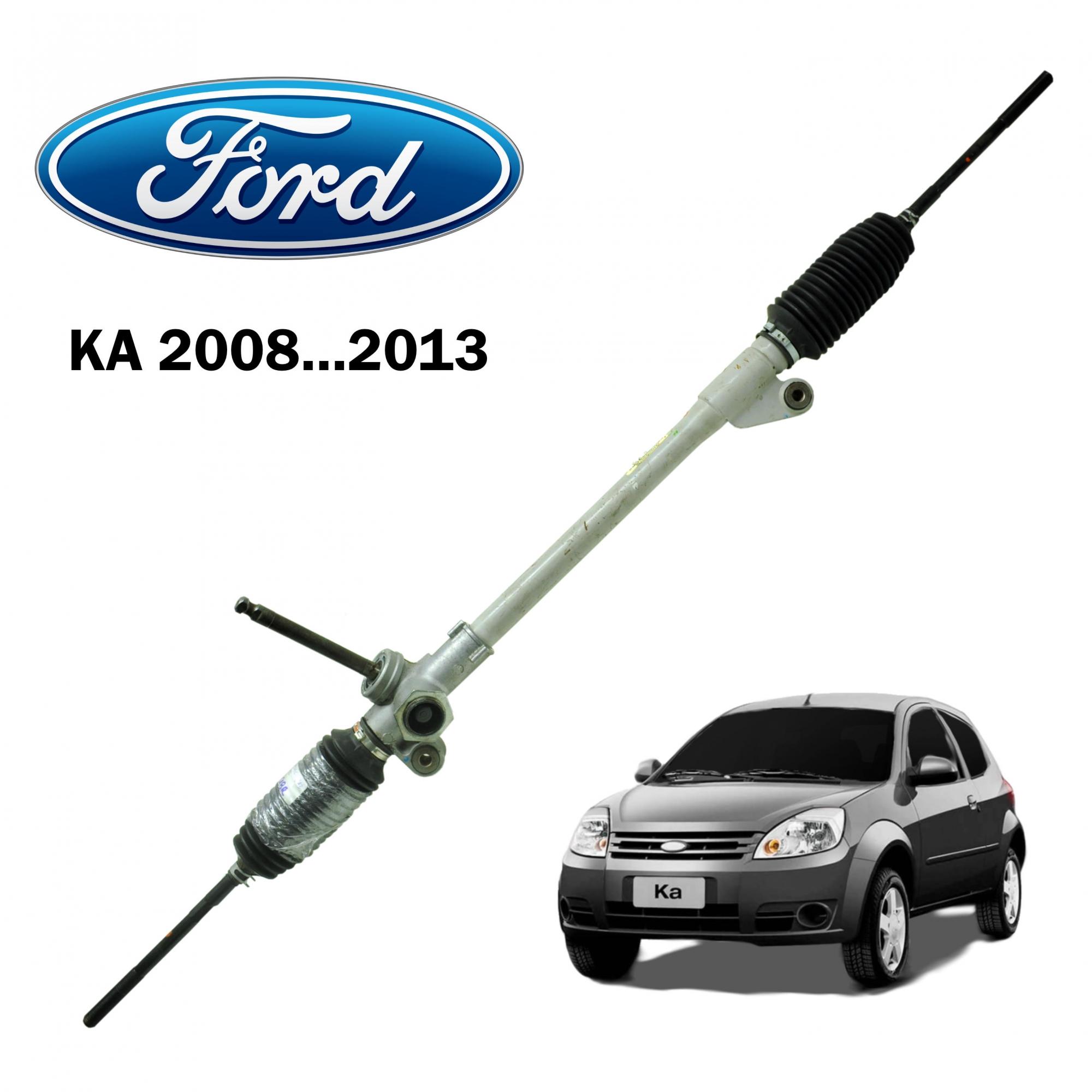 Caixa Direção Mecânica Ford Ka 2008...2013