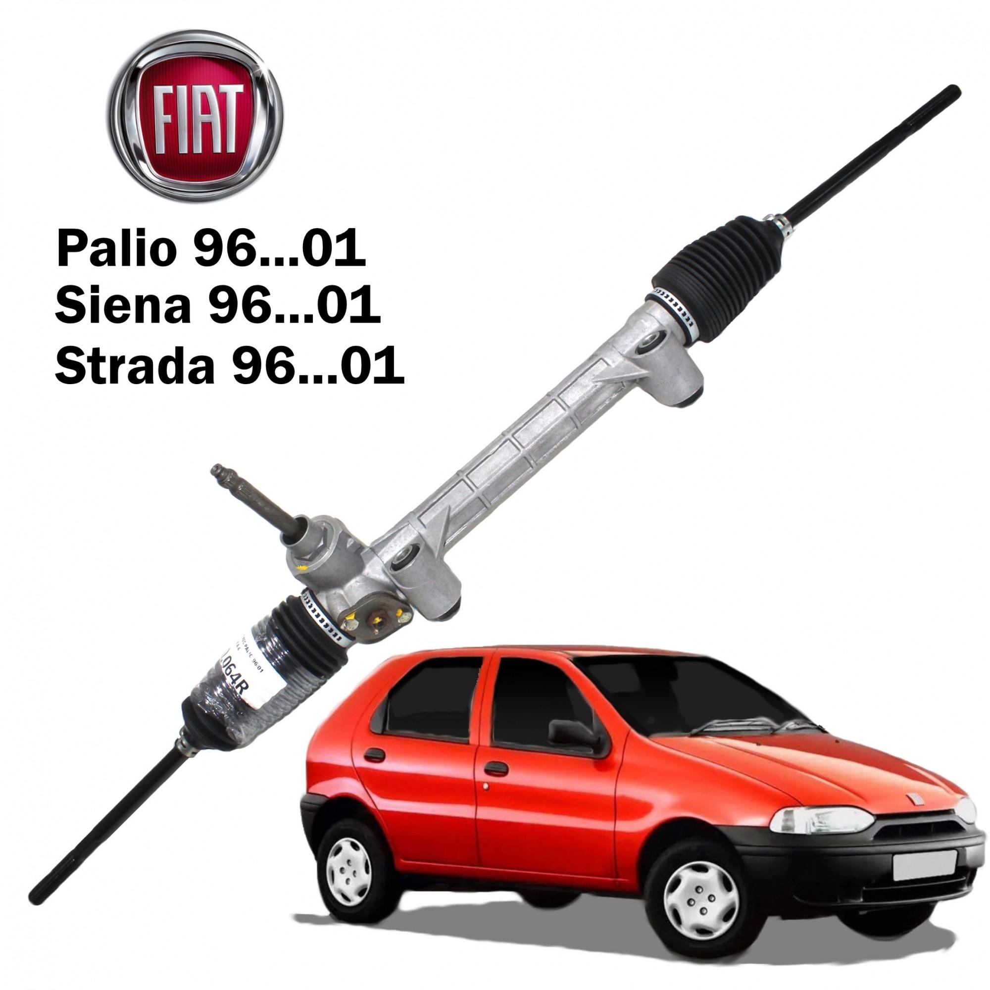 Caixa Direção Mecânica Palio, Siena, Strada, Weekend 96...01