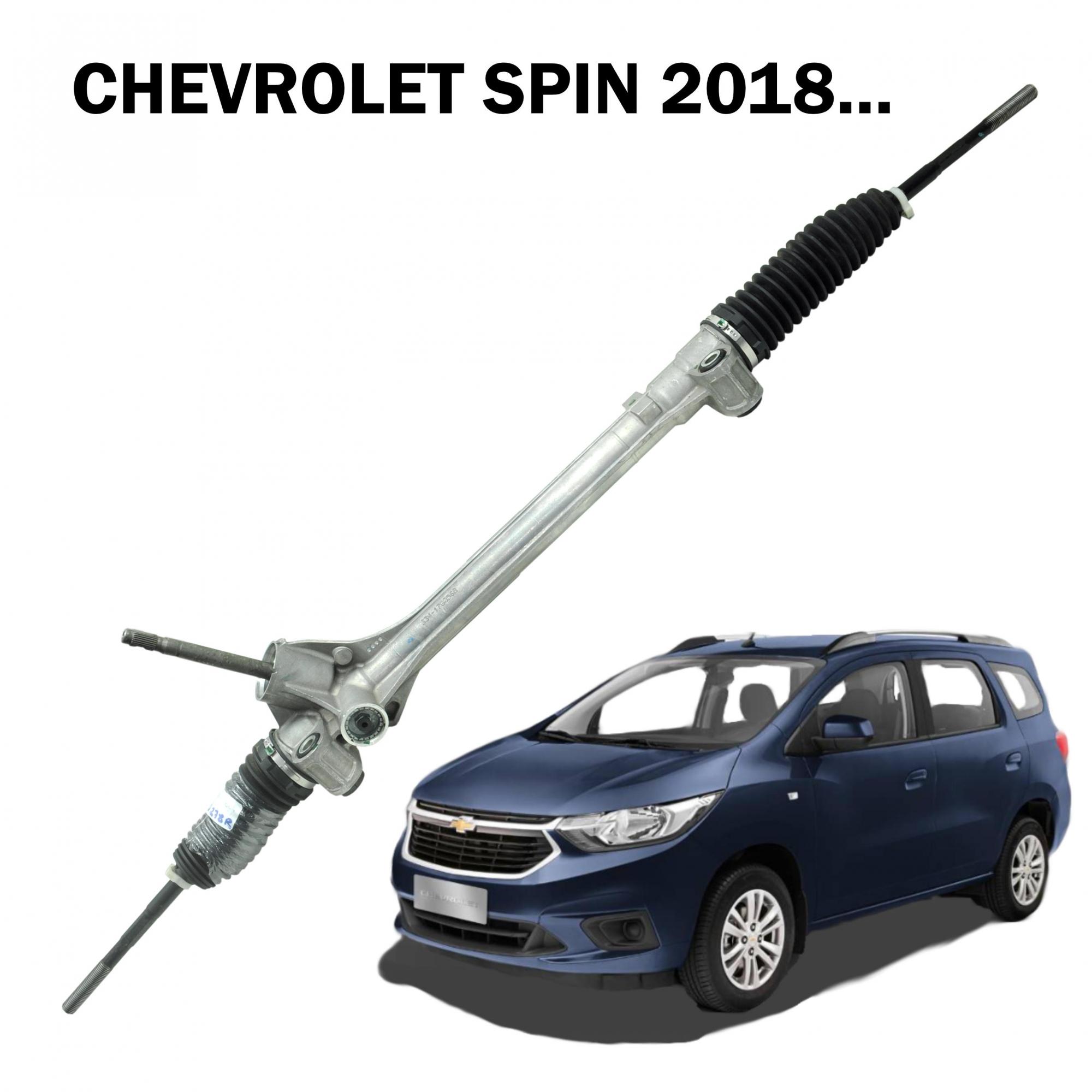 Caixa Direção Mecânica Spin 2018... 52120797 (Sistema Elétrico)