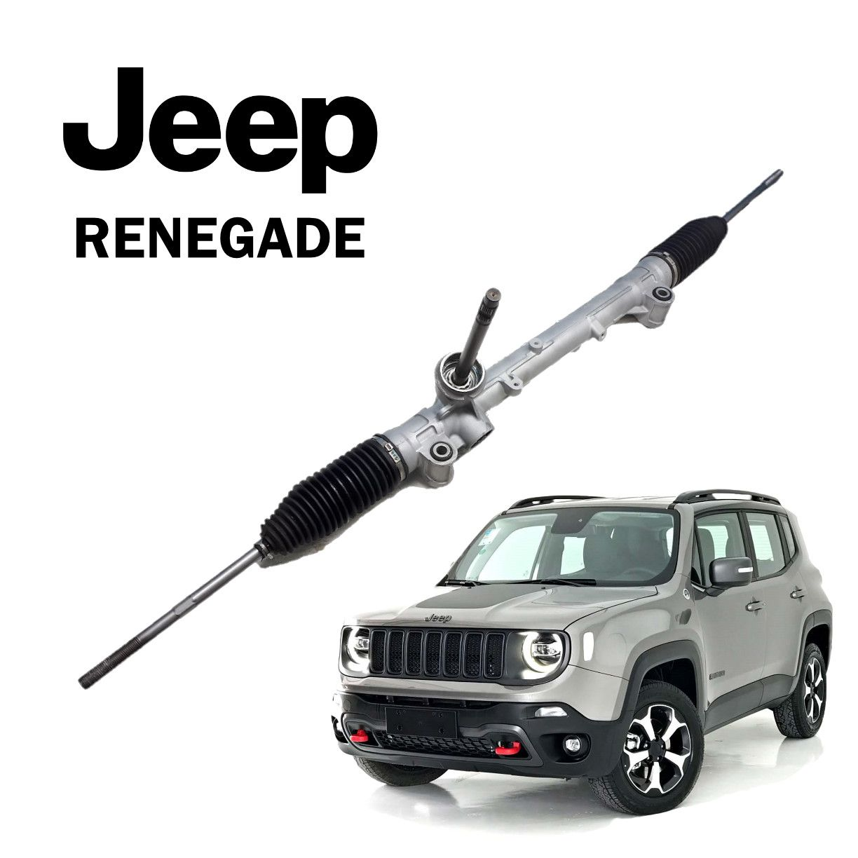 Caixa Direção Mecânica Jeep Renegade, Compass 2017..., Toro 1.8 2.4