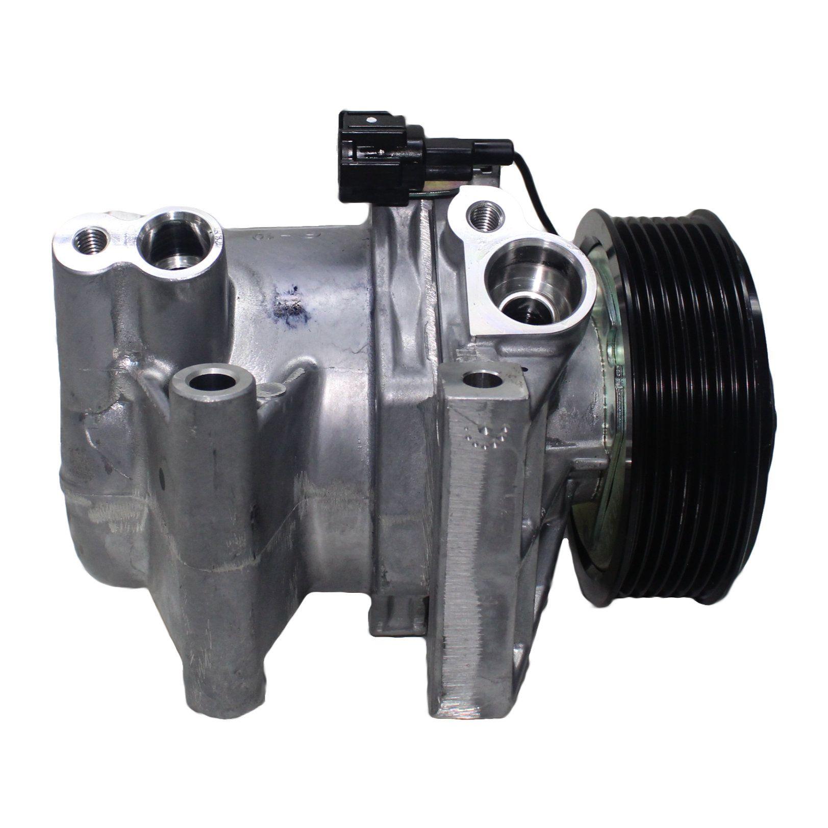 Compressor Ar Condicionado Calsonic March, Versa 1.0