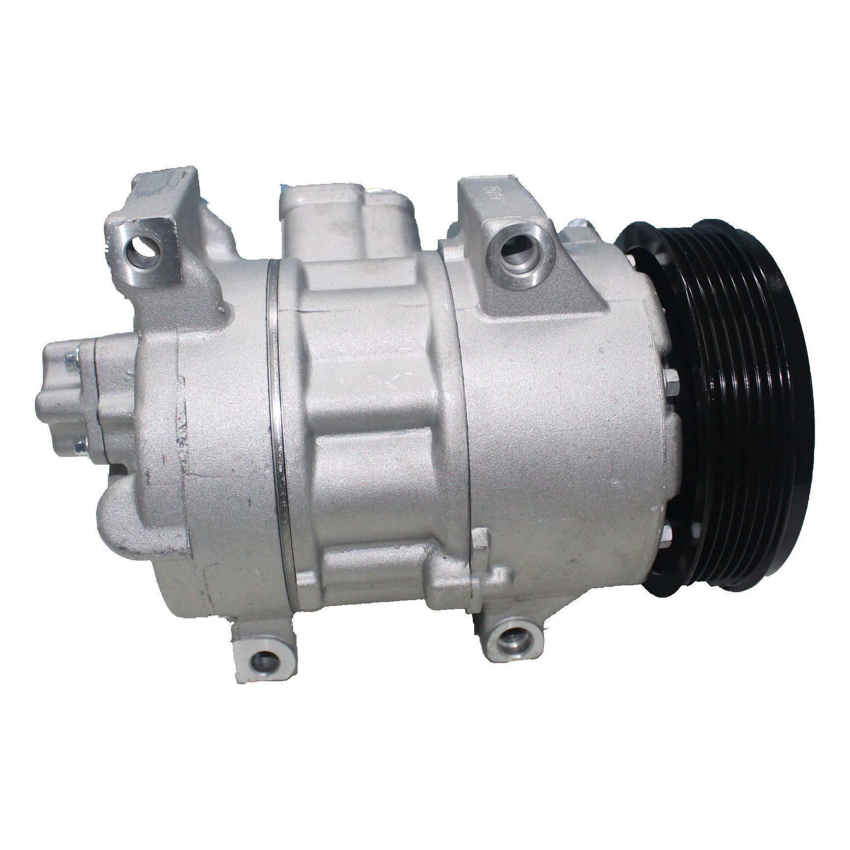 Compressor Ar Condicionado Delphi Corolla  2009...2013