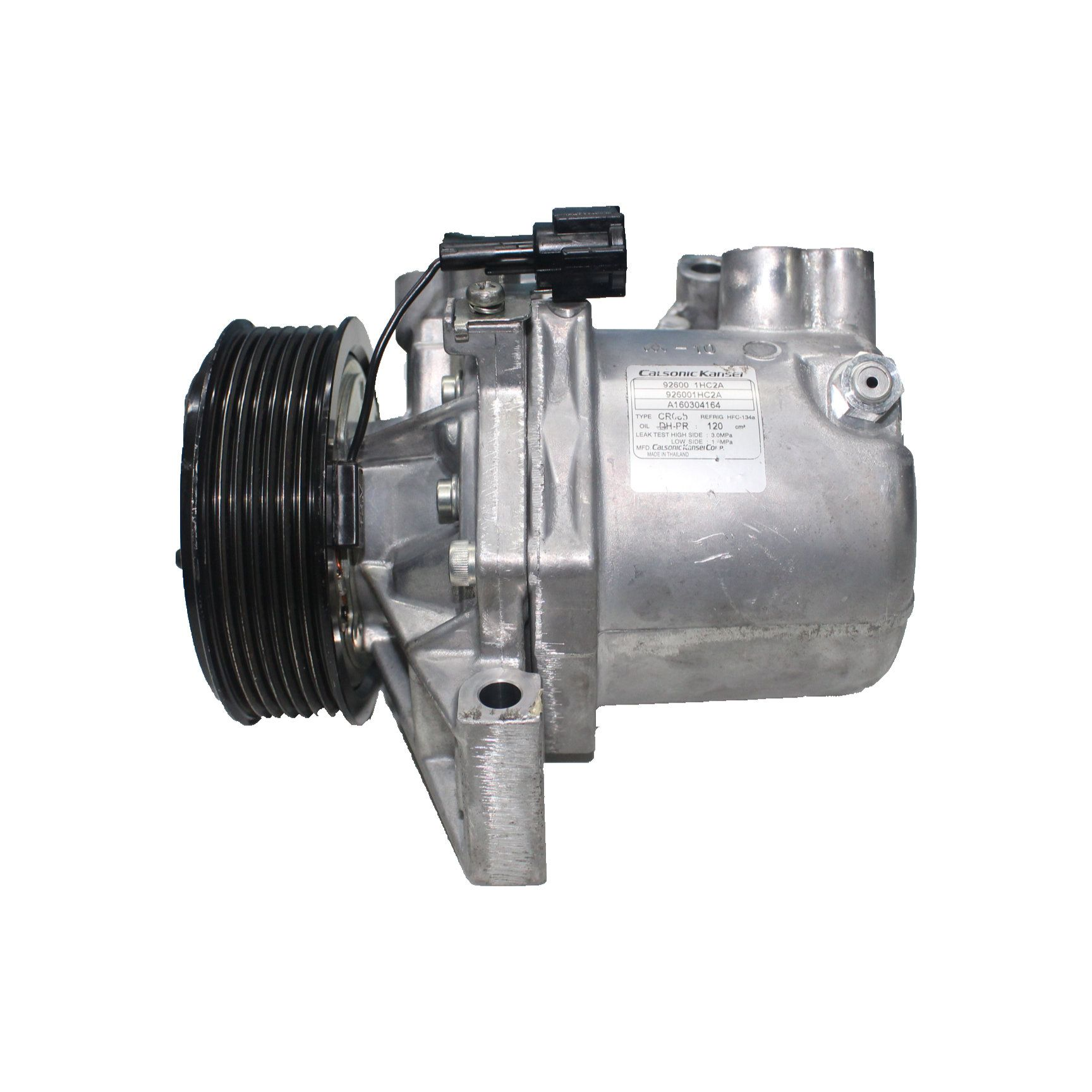 Compressor Ar Condicionado Calsonic March, Versa 1.0