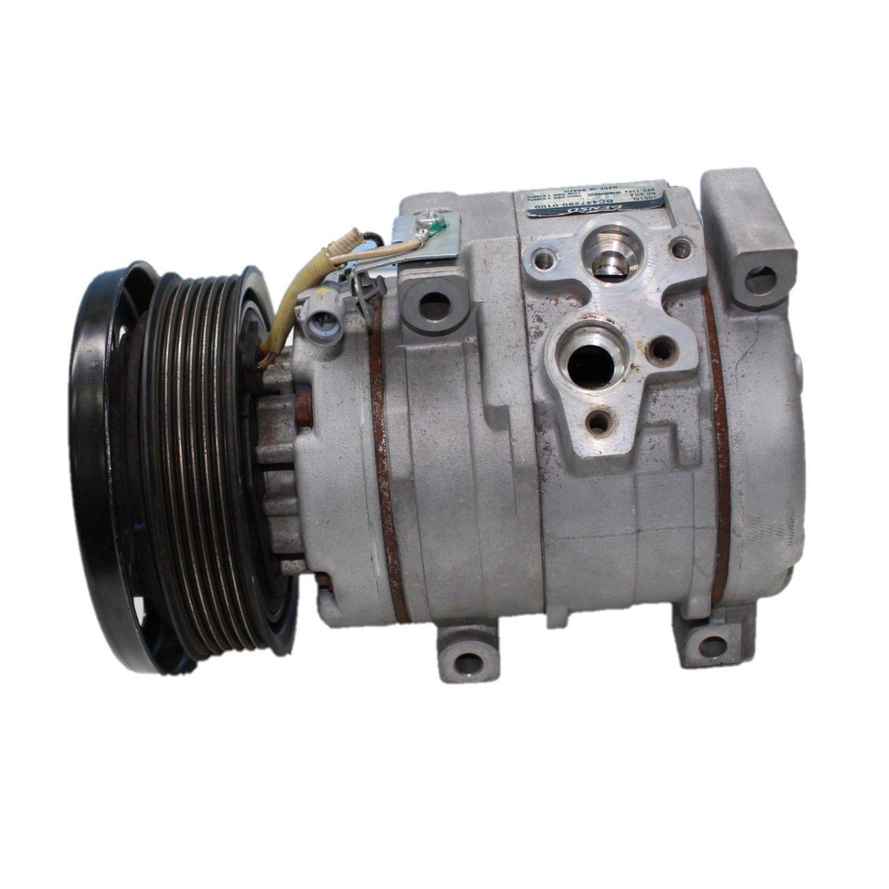 Compressor Ar Condicionado Corolla 1.8 09...11 BC4472800100 Recon S/ Sensor
