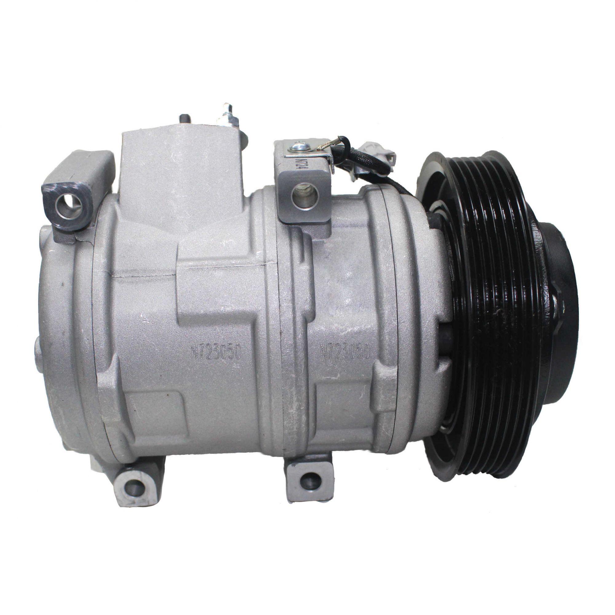 Compressor Ar Condicionado Corolla 1.8 2009...13