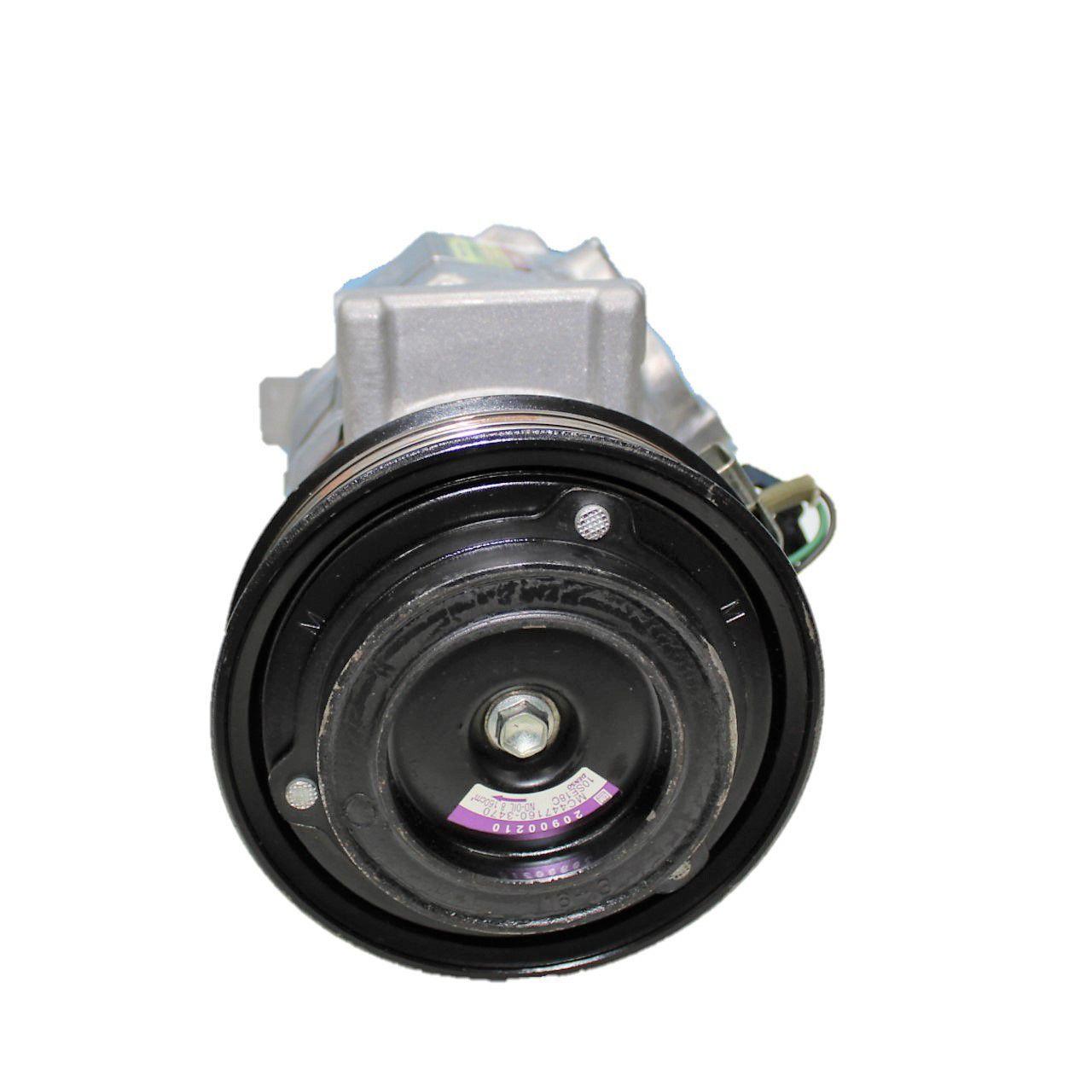 Compressor Ar Condicionado Denso Captiva 2.4 - 4cc