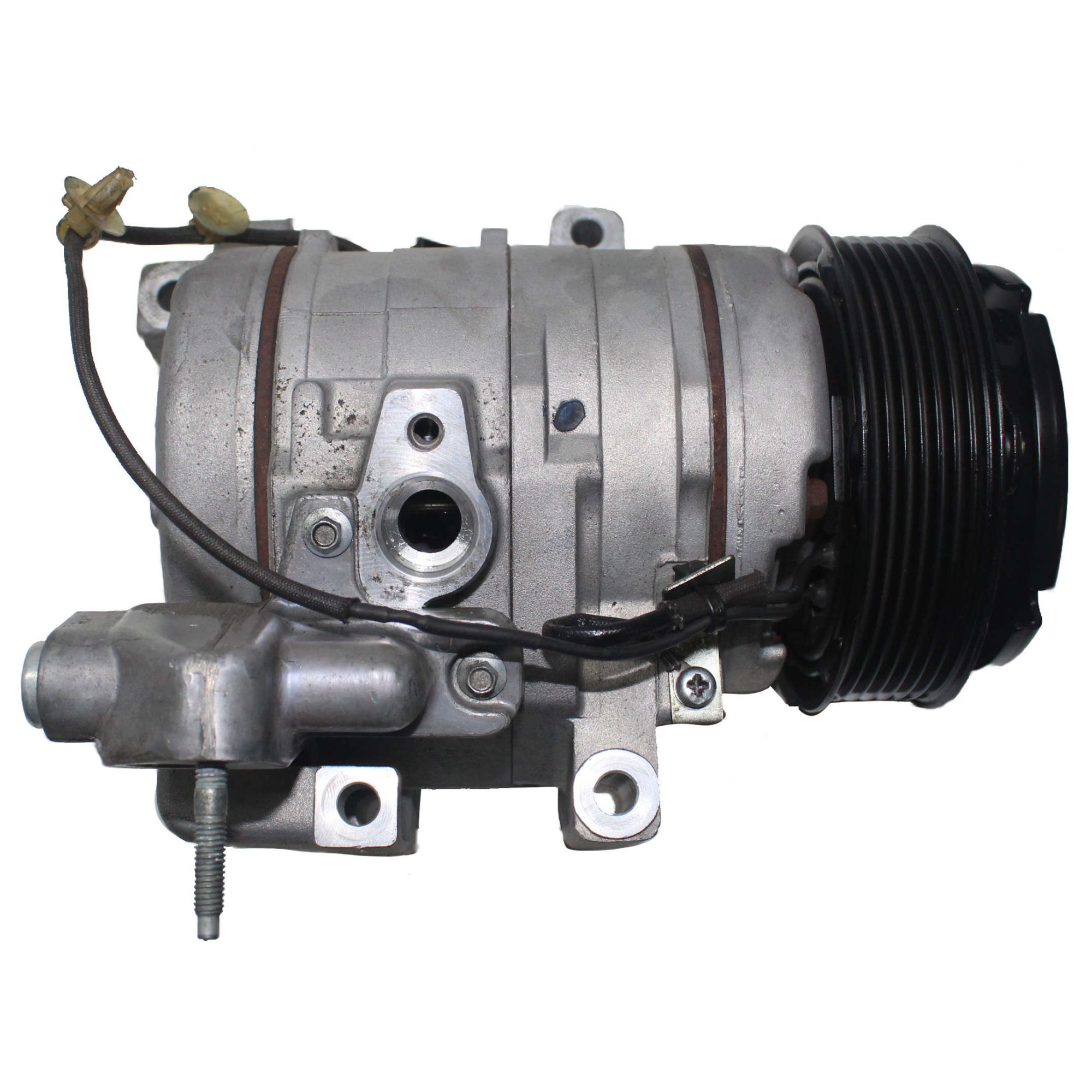 Compressor Ar Condicionado Denso Civic 06...09