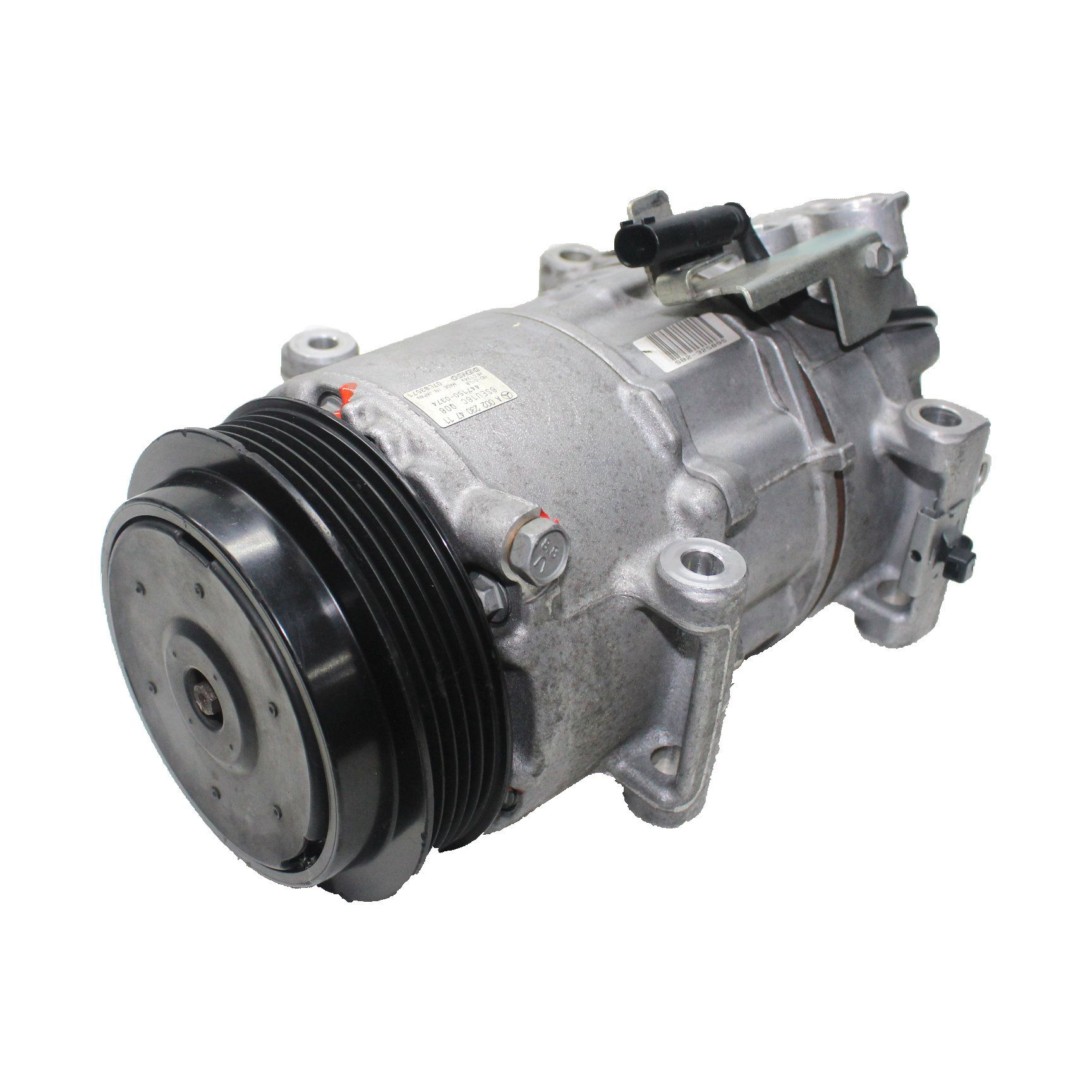 Compressor Ar Condicionado Denso Mercedes B200 - Recon
