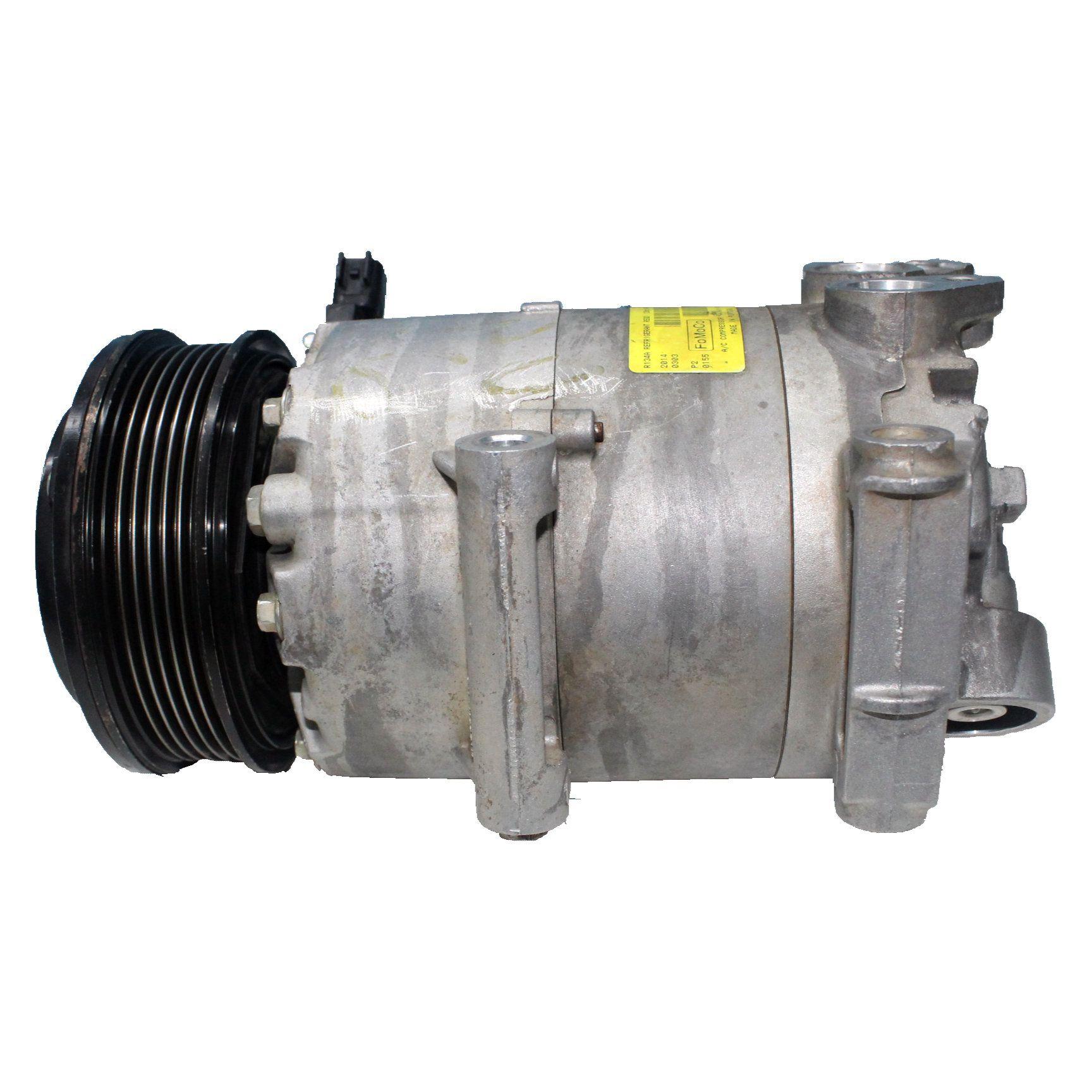 Compressor Ar Condicionado Fiesta, Ecosport - Recondicionado