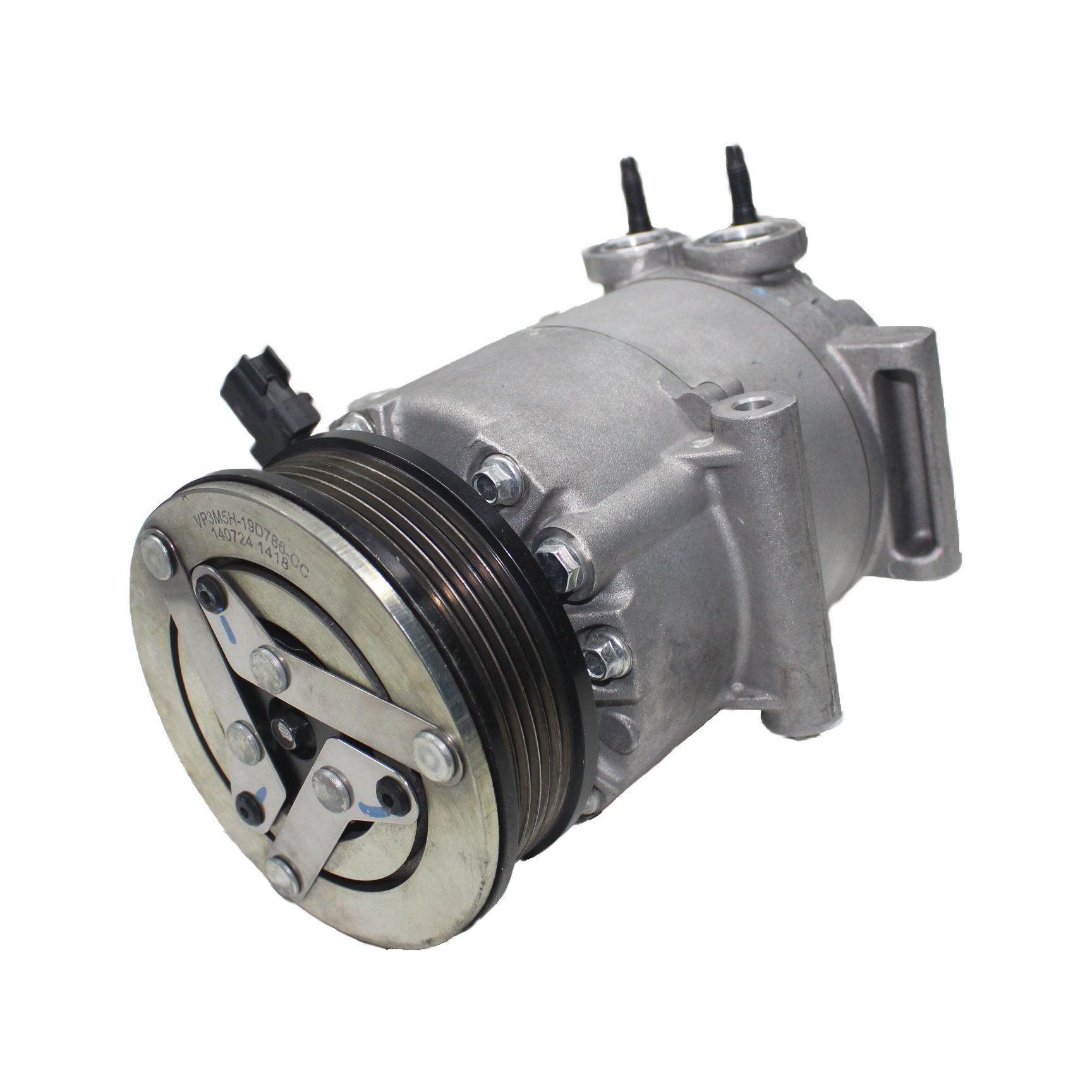 Compressor Ar Condicionado Focus Sigma 1.6 2014... - Recondicionado