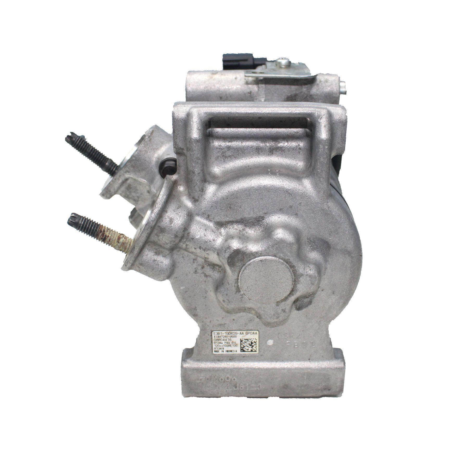 Compressor Ar Condicionado Ford Ka 1.5 2015...