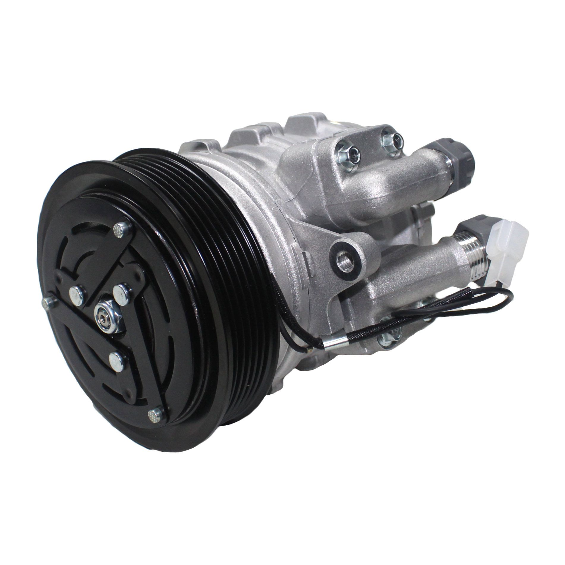 Compressor Ar Condicionado Gol AT, Saveiro AT, Parati 10P08