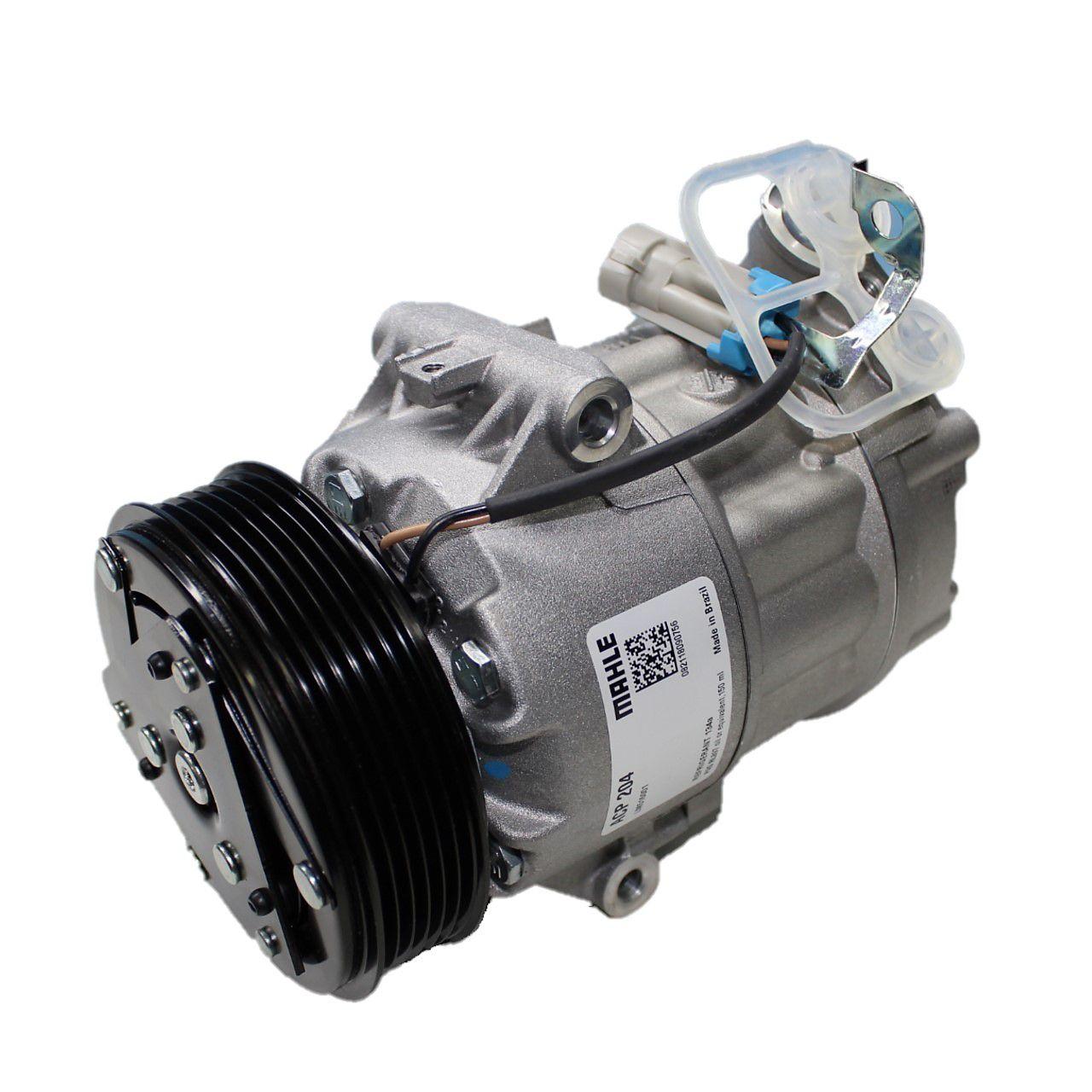 Compressor Ar Condicionado Mahle 6PK Celta, Prisma, Classic