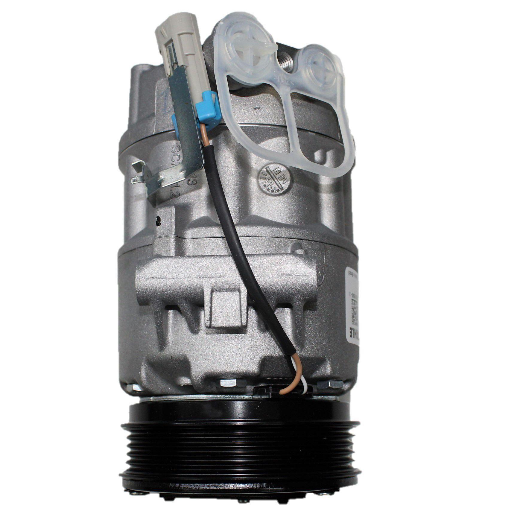 Compressor Ar Condicionado Mahle CVC Agile, Montana