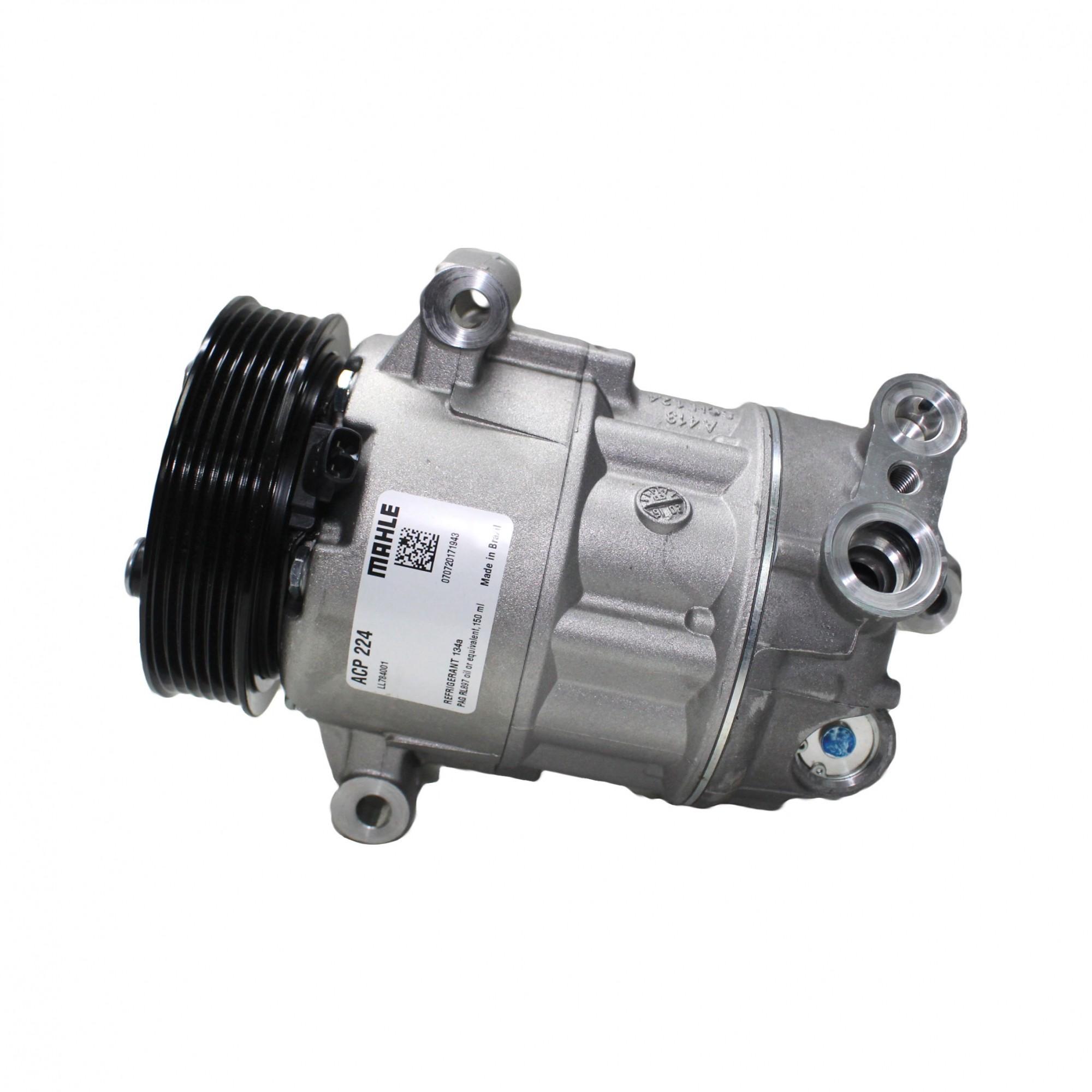 Compressor Ar Condicionado Mahle Fiat Argo 1.8, Cronos 1.8