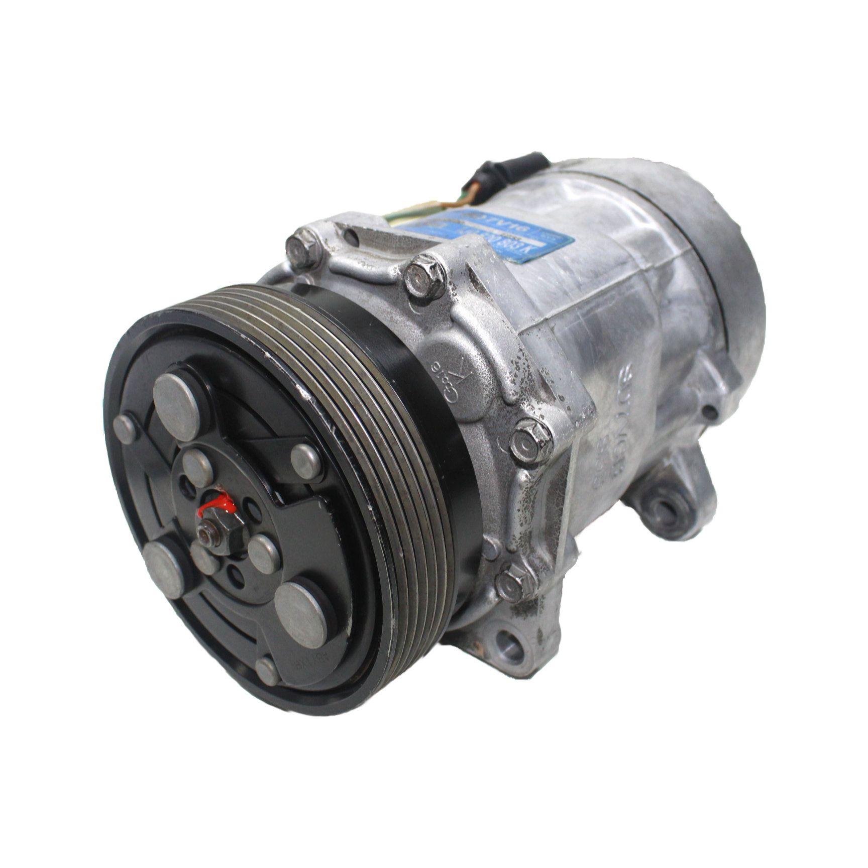 Compressor Ar Condicionado Sanden Golf, Bora  99...05