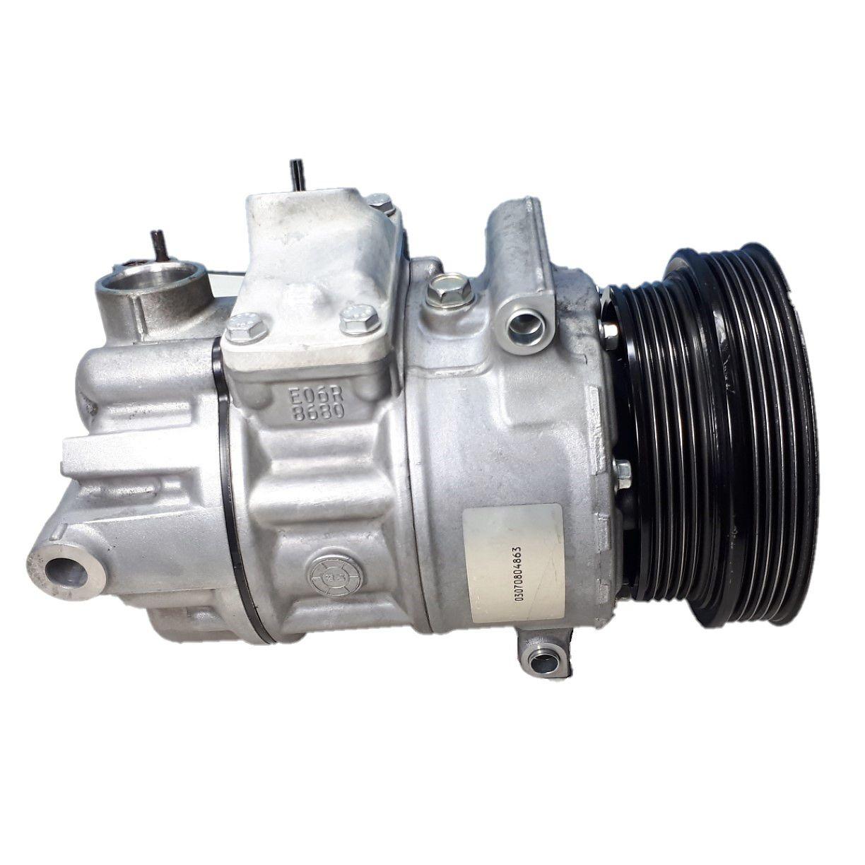 Compressor Ar Condicionado Sanden Jetta 2.5 c/ Polia Dupla - Recon