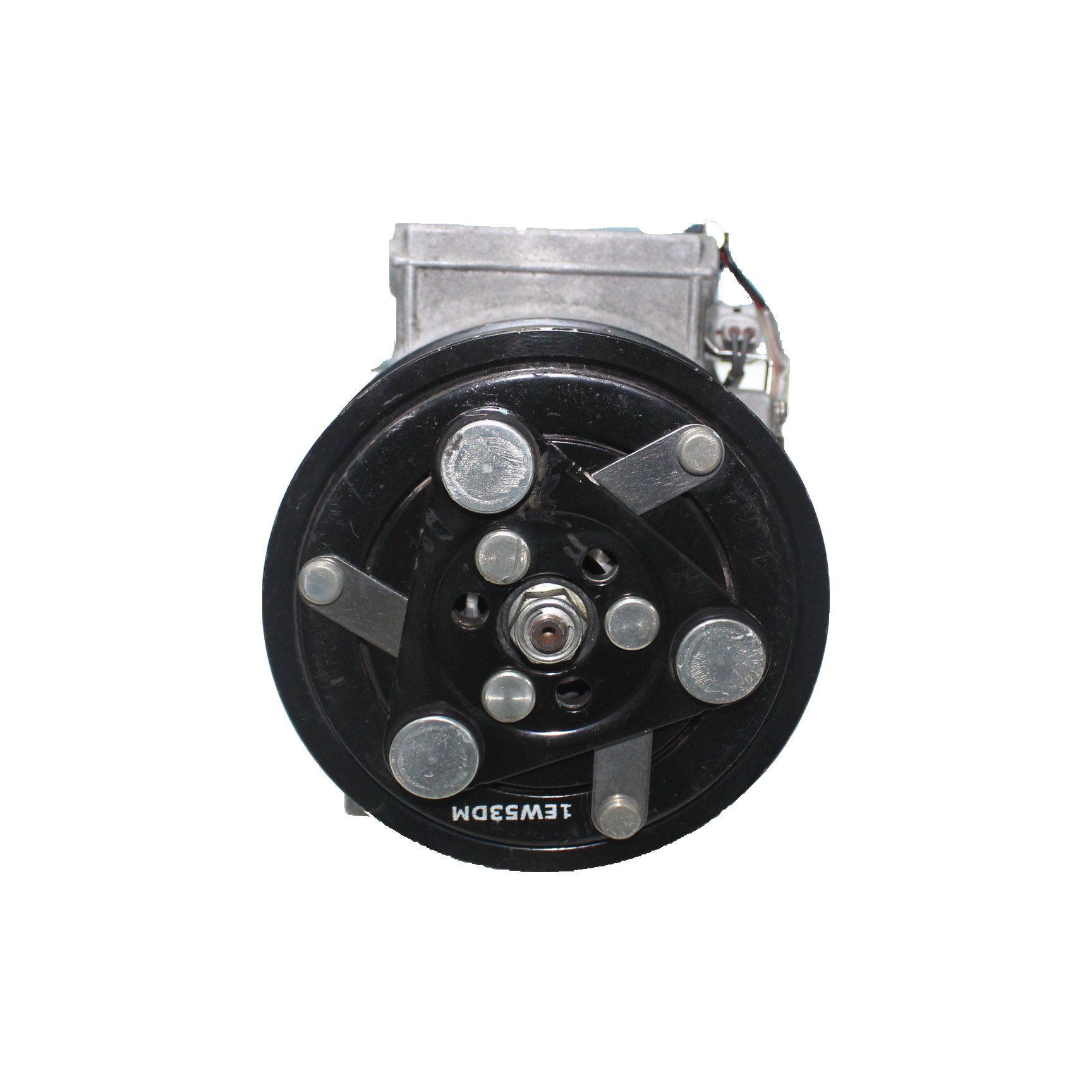 Compressor Ar Condicionado Sanden Sentra 2.0 2014...2018