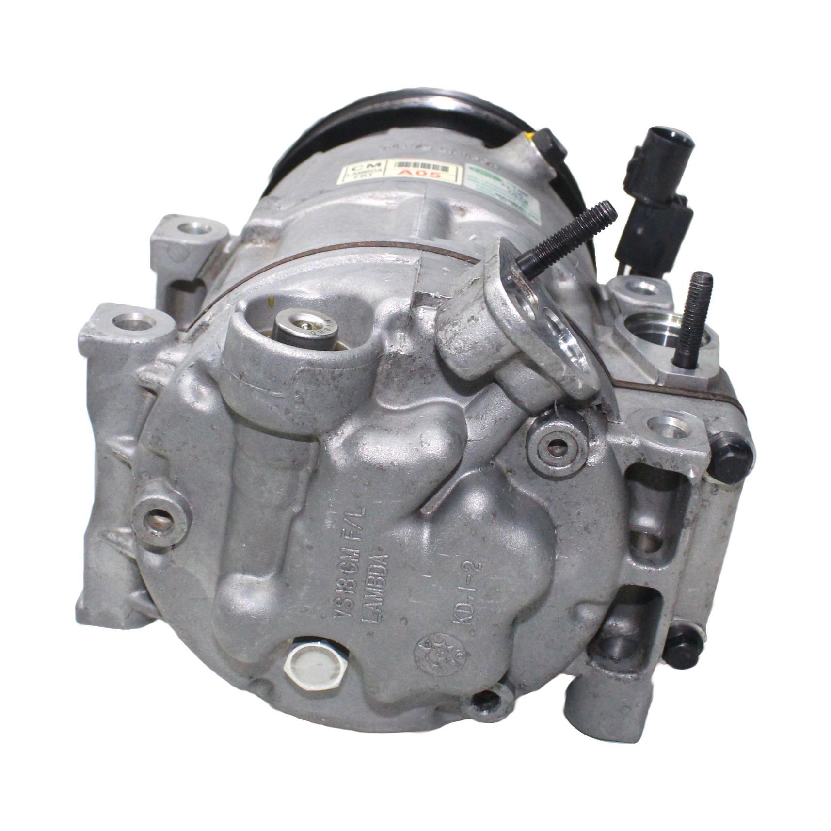 Compressor Ar Condicionado Santa Fe 3.5/2.7, Vera Cruz - Recondicionado
