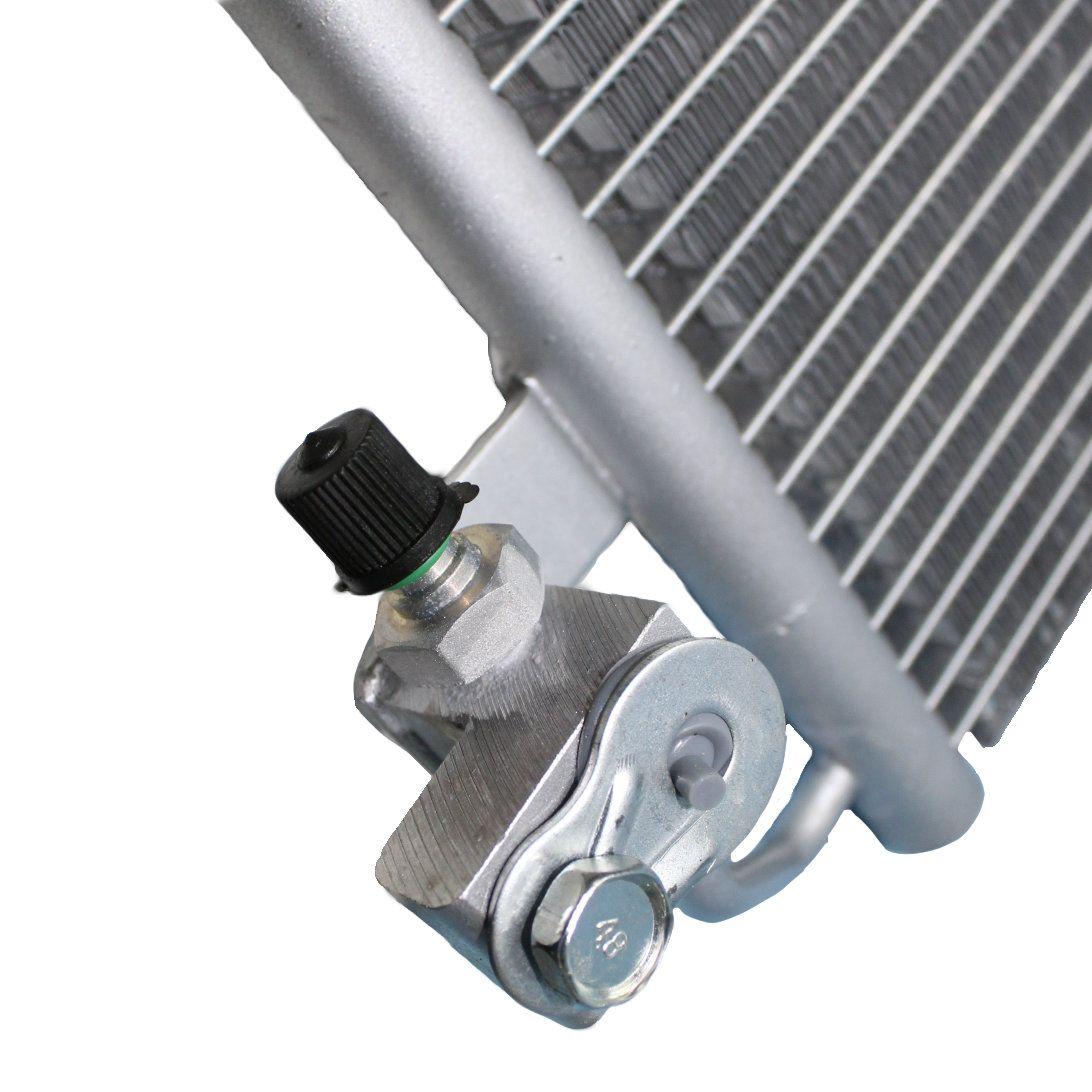 Condensador Ar Condicionado Astra, Zafira, Vectra - 2009...