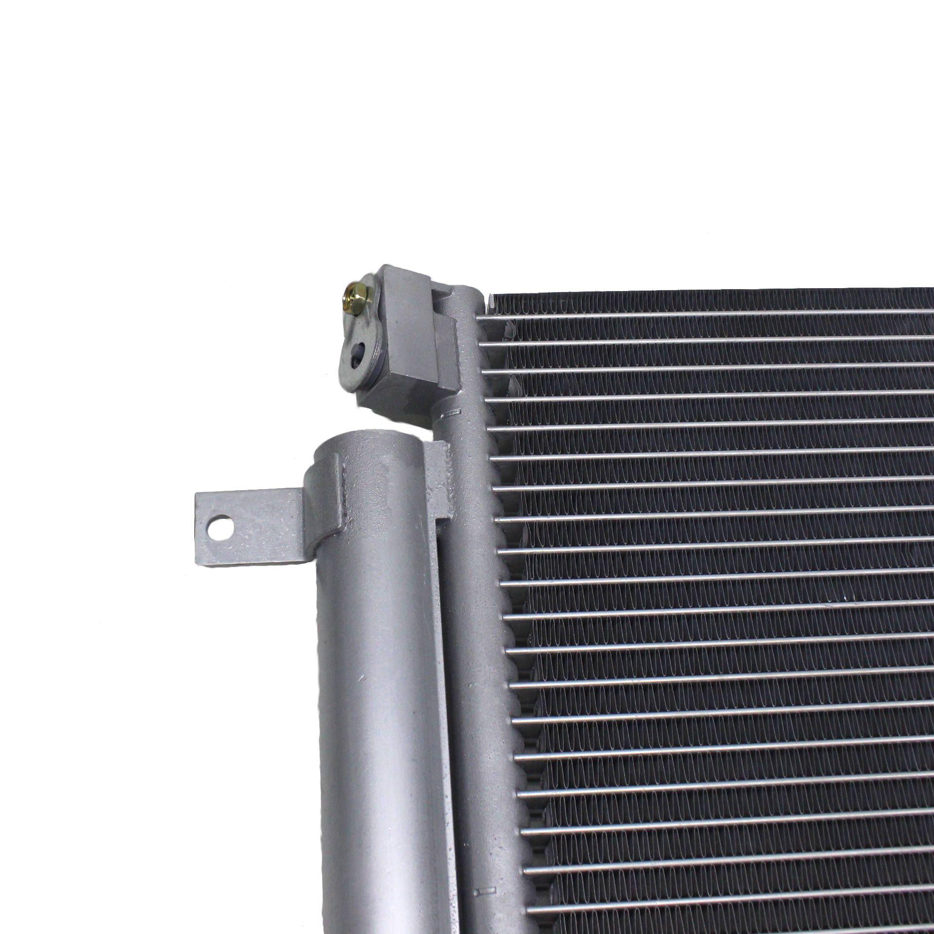 Condensador Ar Condicionado Palio, Strada, Siena, Weekend -  1.8