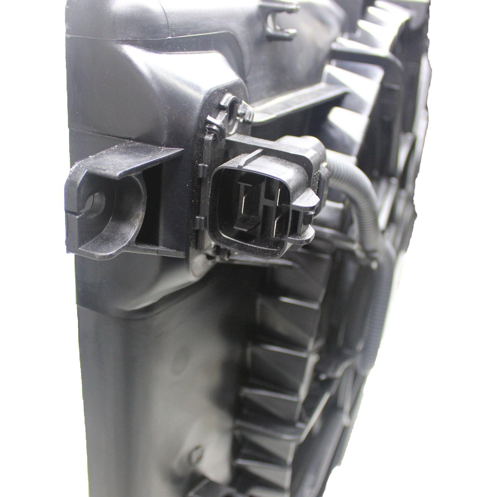 Conjunto Frontal Completo Original Radiador Tucson Sportage