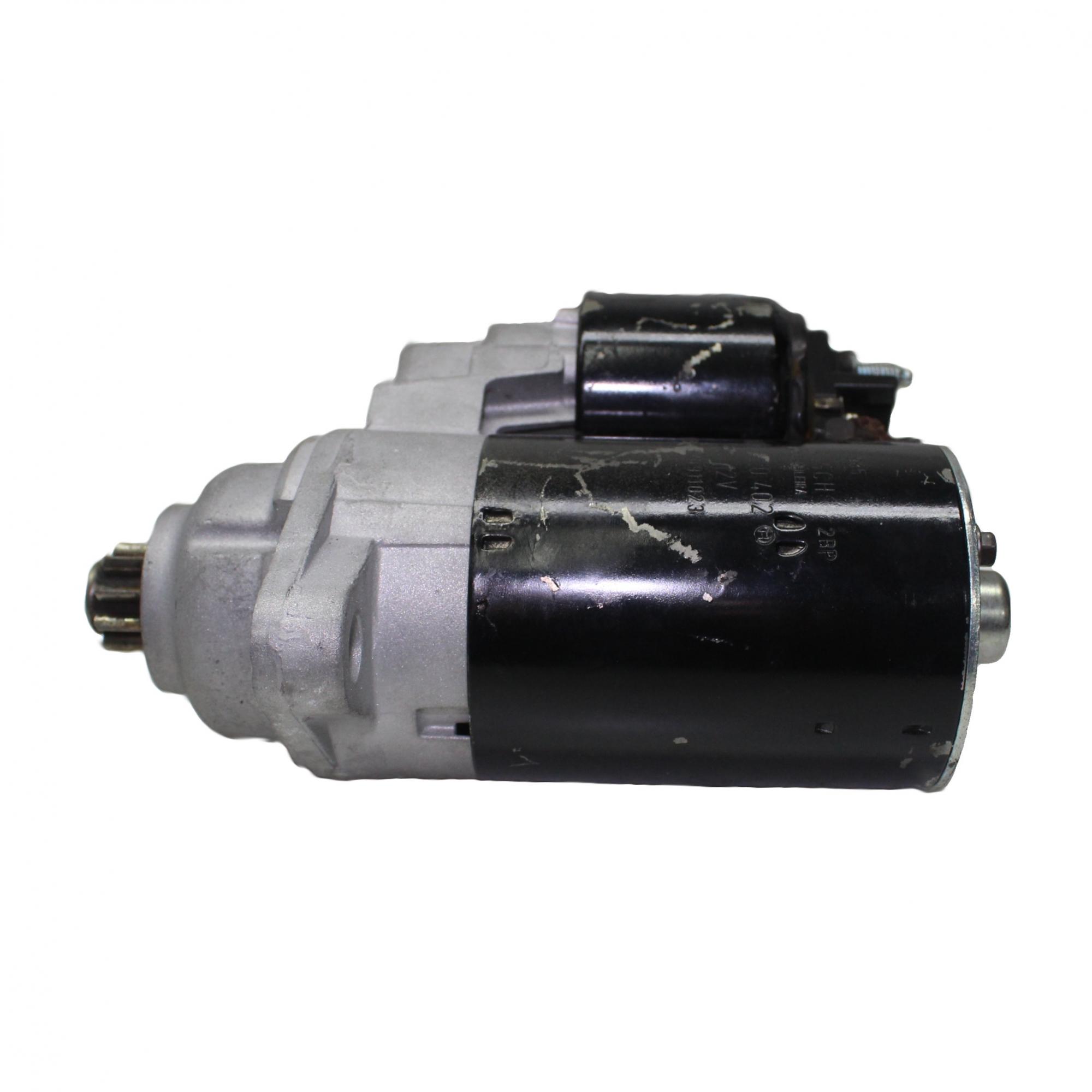 Motor Arranque Partida Bosch Polo 2003...2016, Fox 1.0 e 1.6 - 9 Dentes F000AL0402