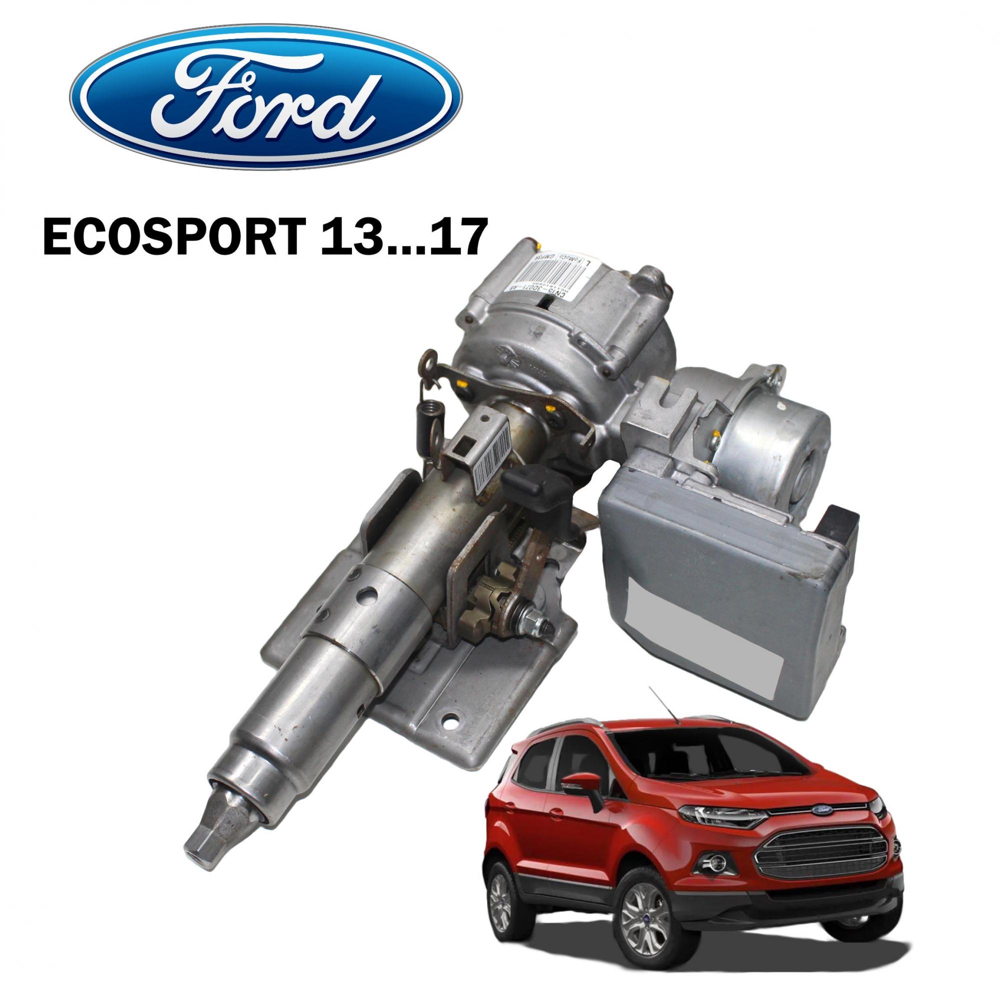 Motor Coluna Direção Elétrica Ford Ecosport 2013... 2017 CN153D071AB