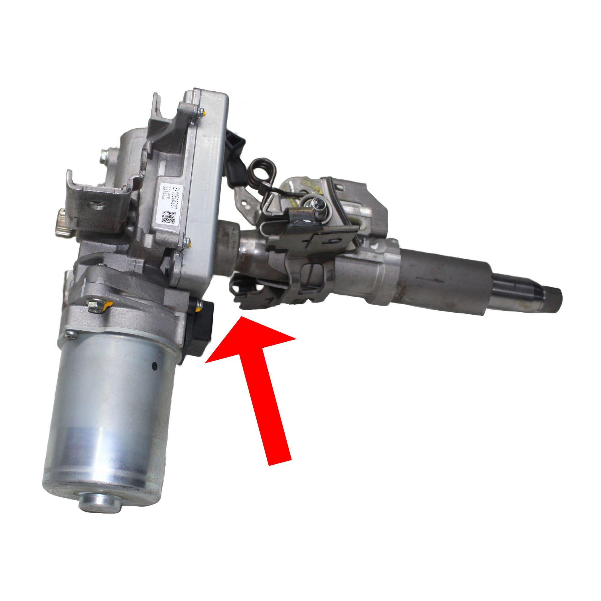 Motor Coluna Direção Elétrica Honda Fit 2015..., City 2015... - Motor Encaixado na Coluna