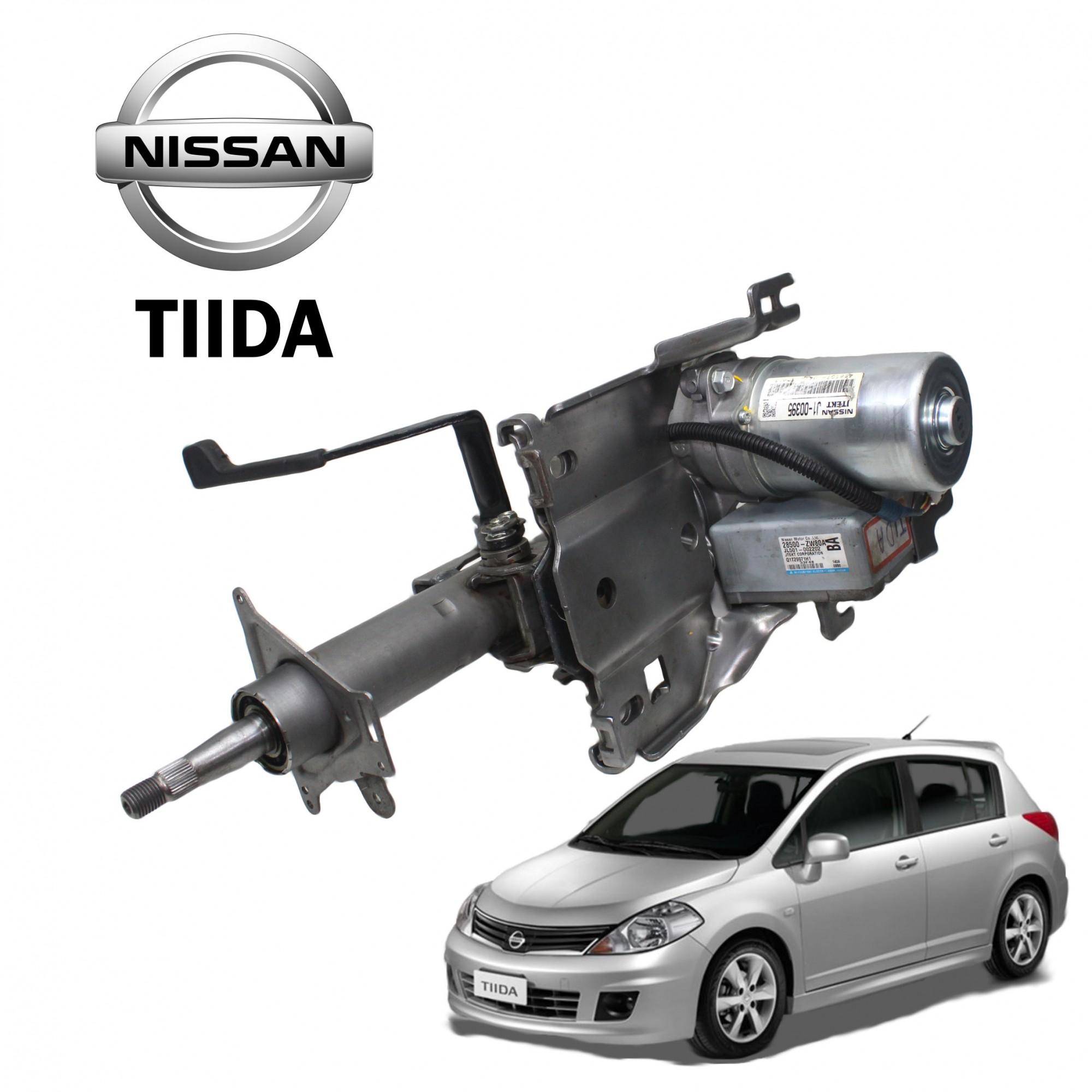 Motor Coluna Direção Elétrica Nissan Tiida 28500ZW80A