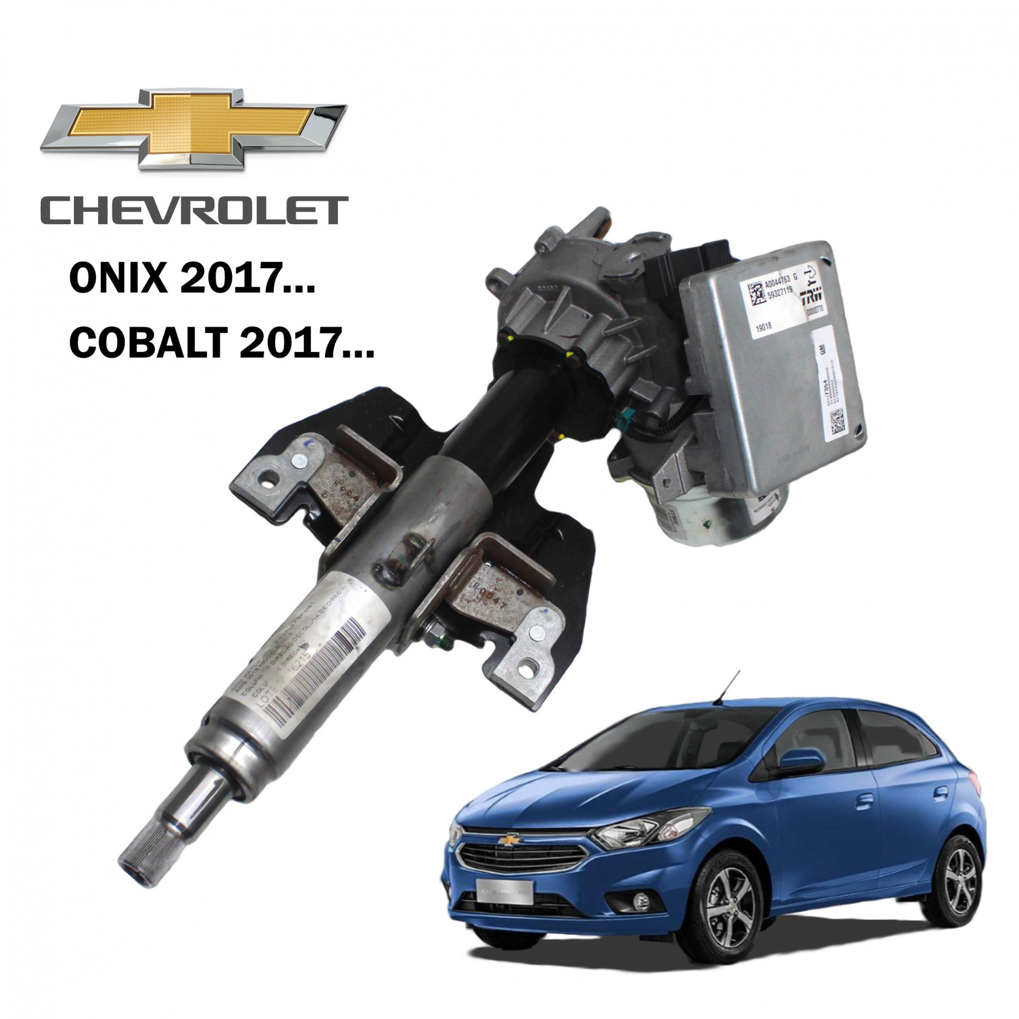 Motor Coluna Direção Elétrica Onix 2017..., Cobalt 2017... 59327119