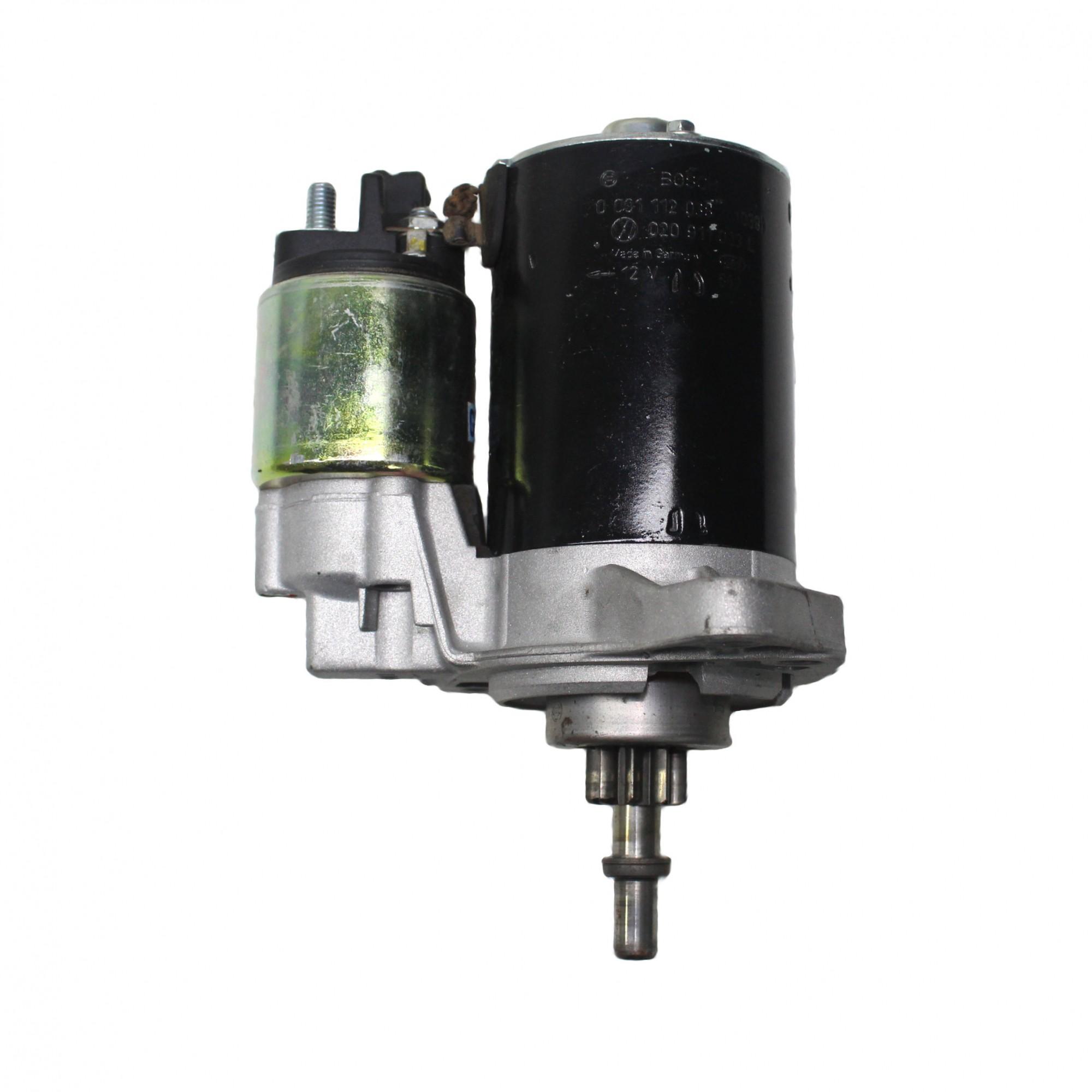 Motor de Arranque Partida Bosch Golf 94...97 1.8, 2.0 0001112038