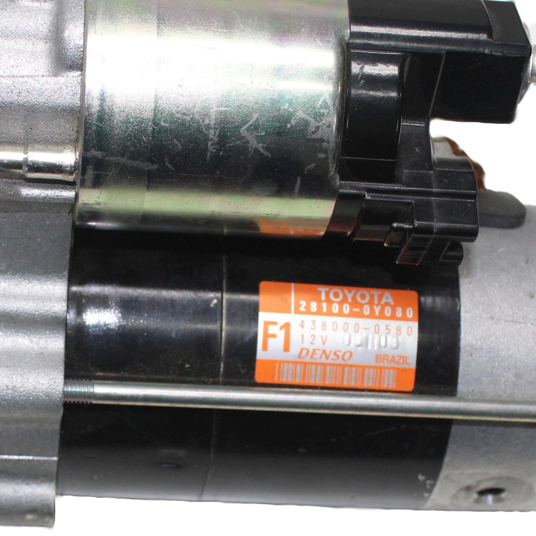Motor de Arranque Partida Denso Toyota Etios 12...16 281000Y080