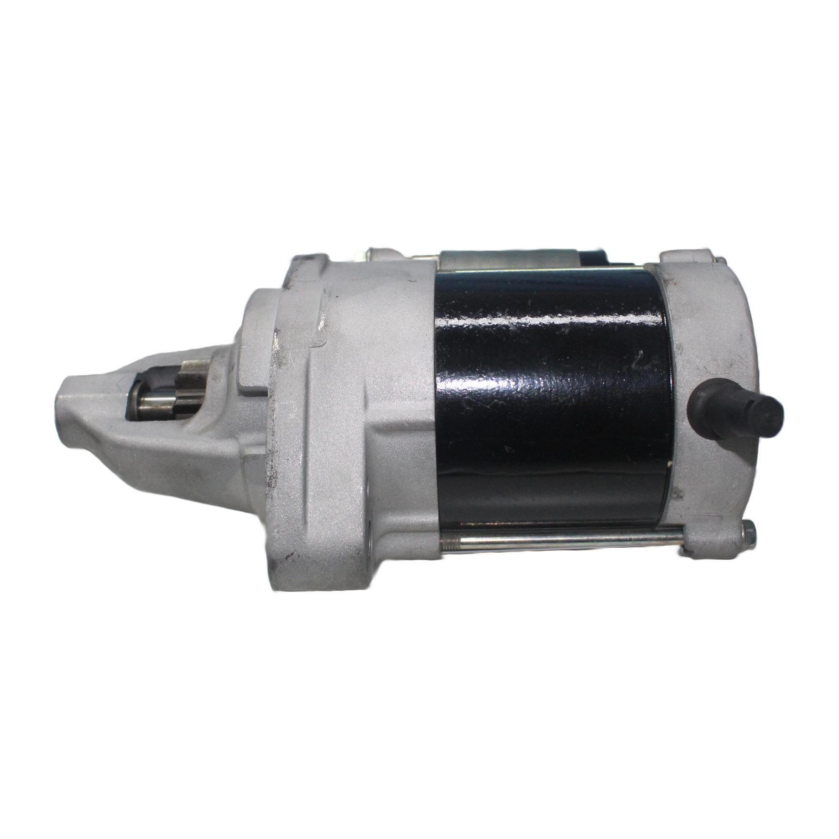 Motor de Arranque Partida Honda Fit 1.4  09...14 c/ Plug Quadrado 4280005800