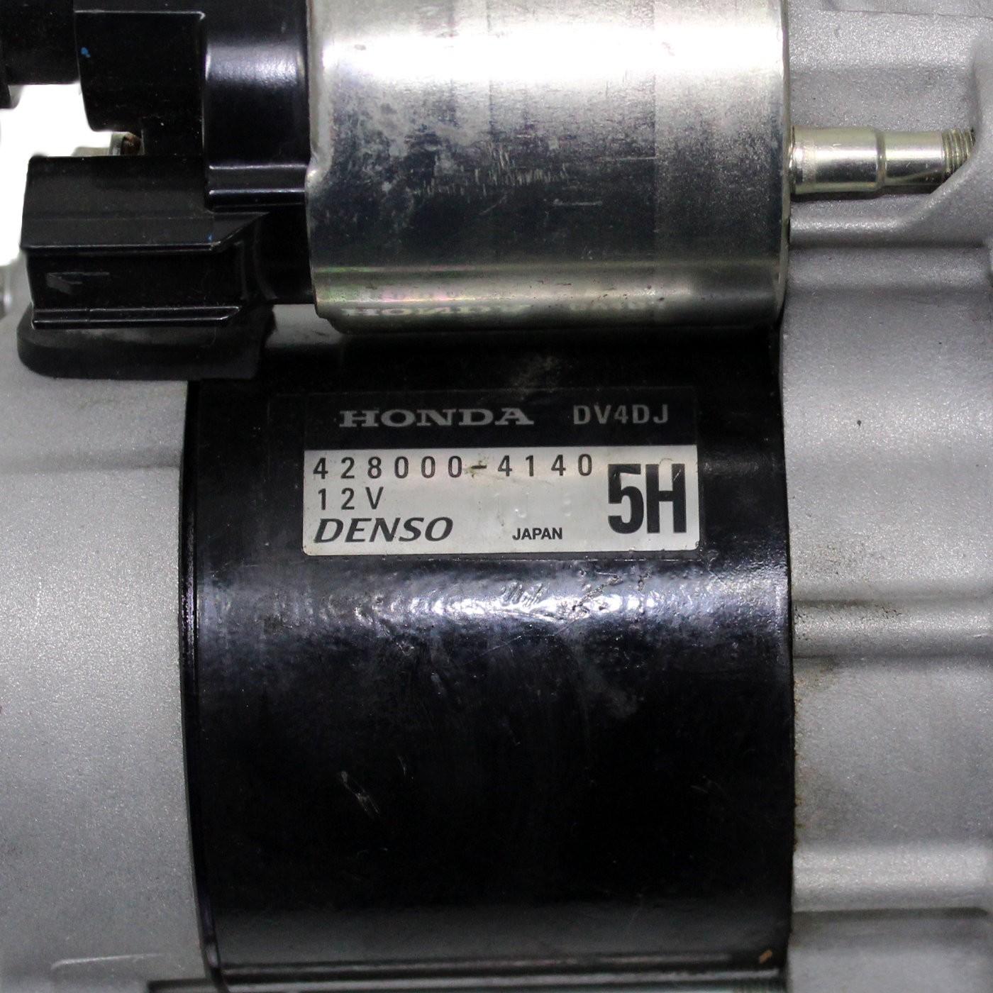 Motor de Arranque Partida Honda Fit 1.5 Automatico 280004140