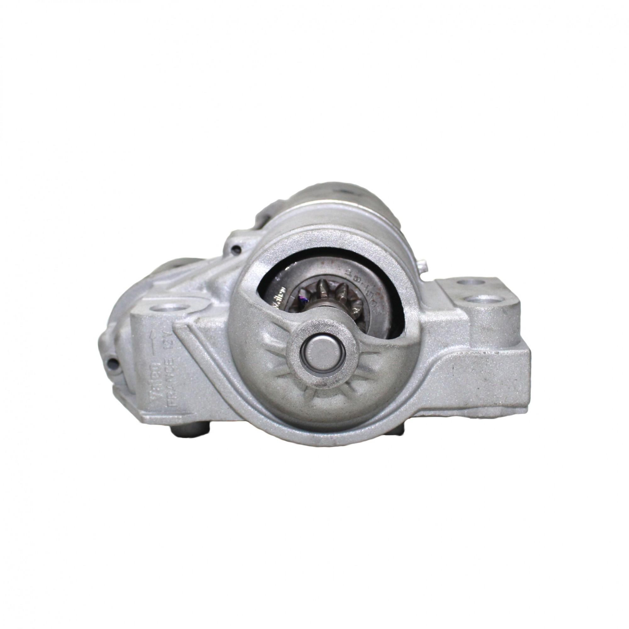 Motor de Arranque Partida Valeo Peugeot V6 406, 407, 607