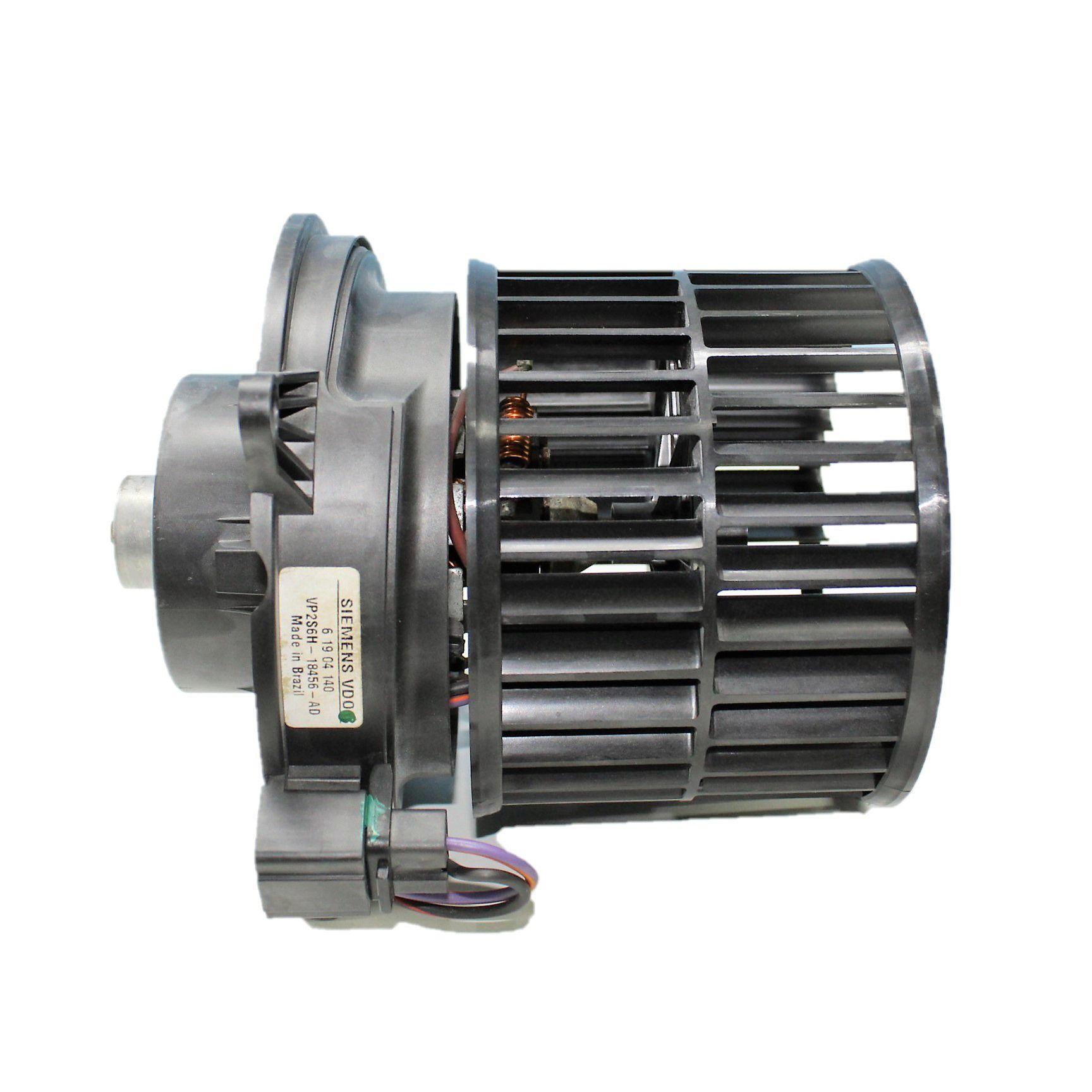 Motor Ventilador Interno Ar condicionado Fiesta, Ecosport - USADO