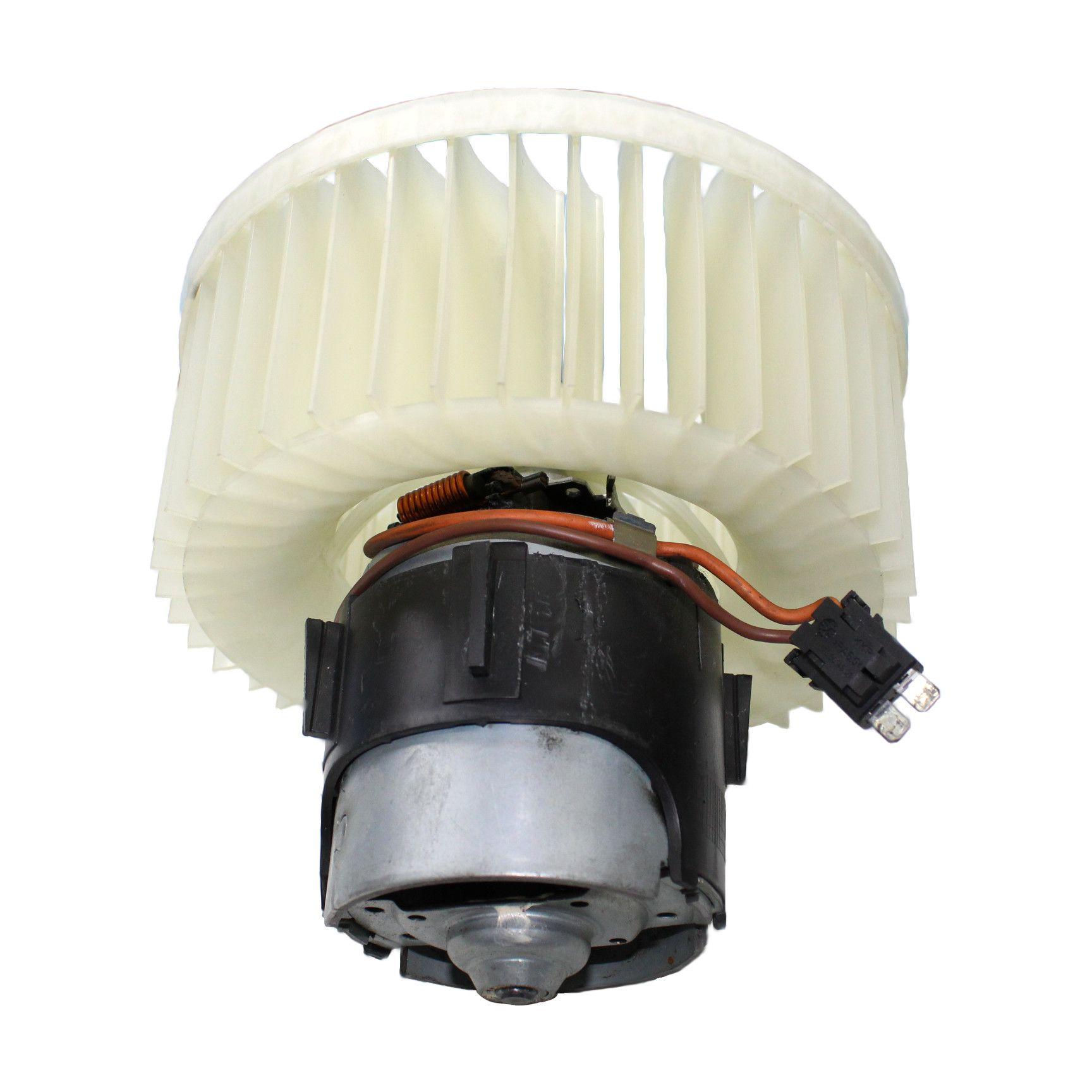 Motor Ventilador Interno Polo 2002...2014 - Usado