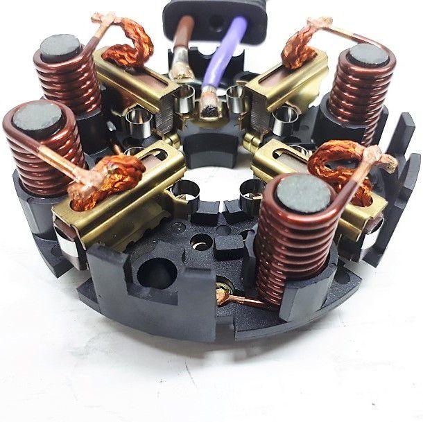 Porta Escova Bomba Direção Eletro-Hidráulica Classe A - original