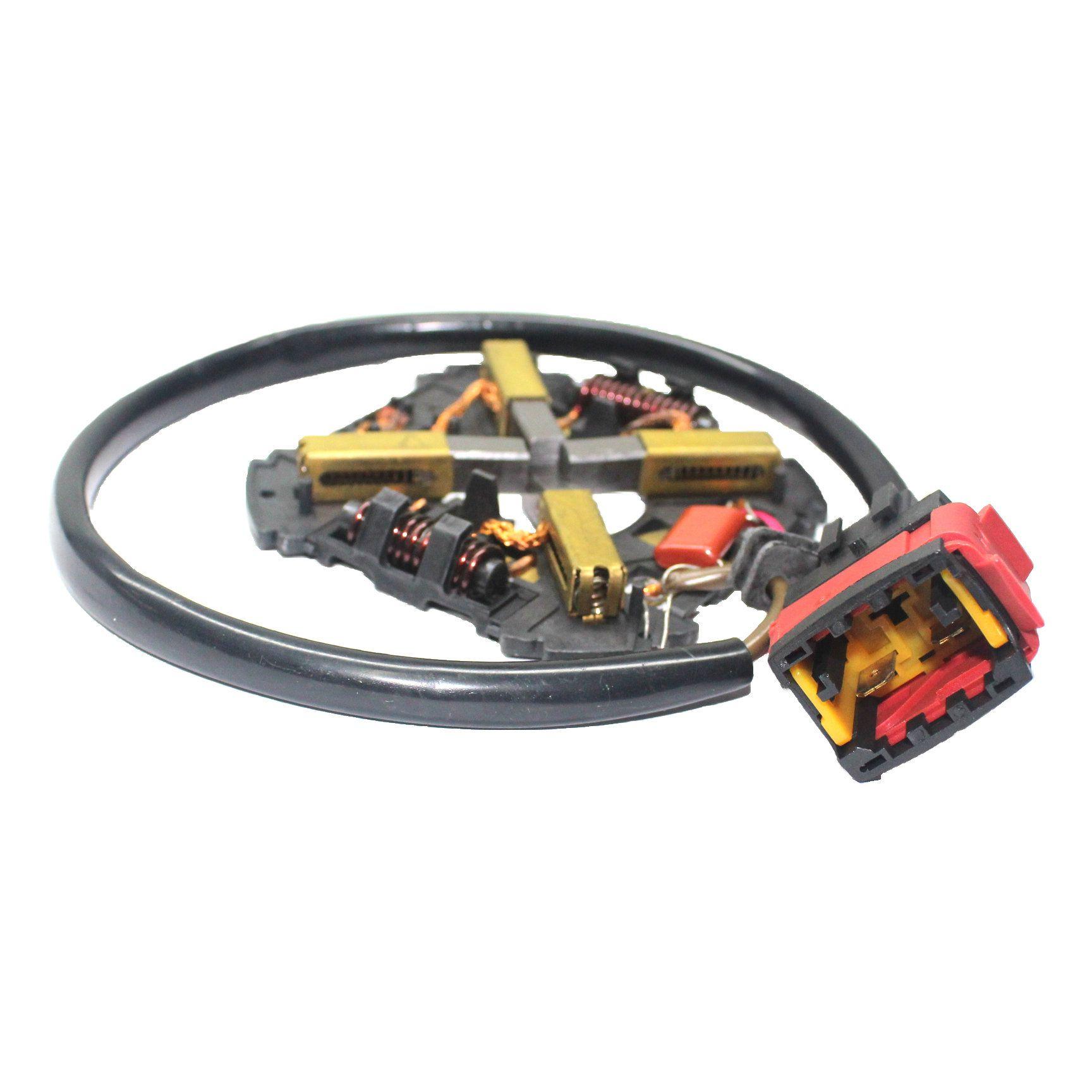Porta Escova Eletroventilador Ventoinha 206, 207, 307, C4. Ford UN6667/4
