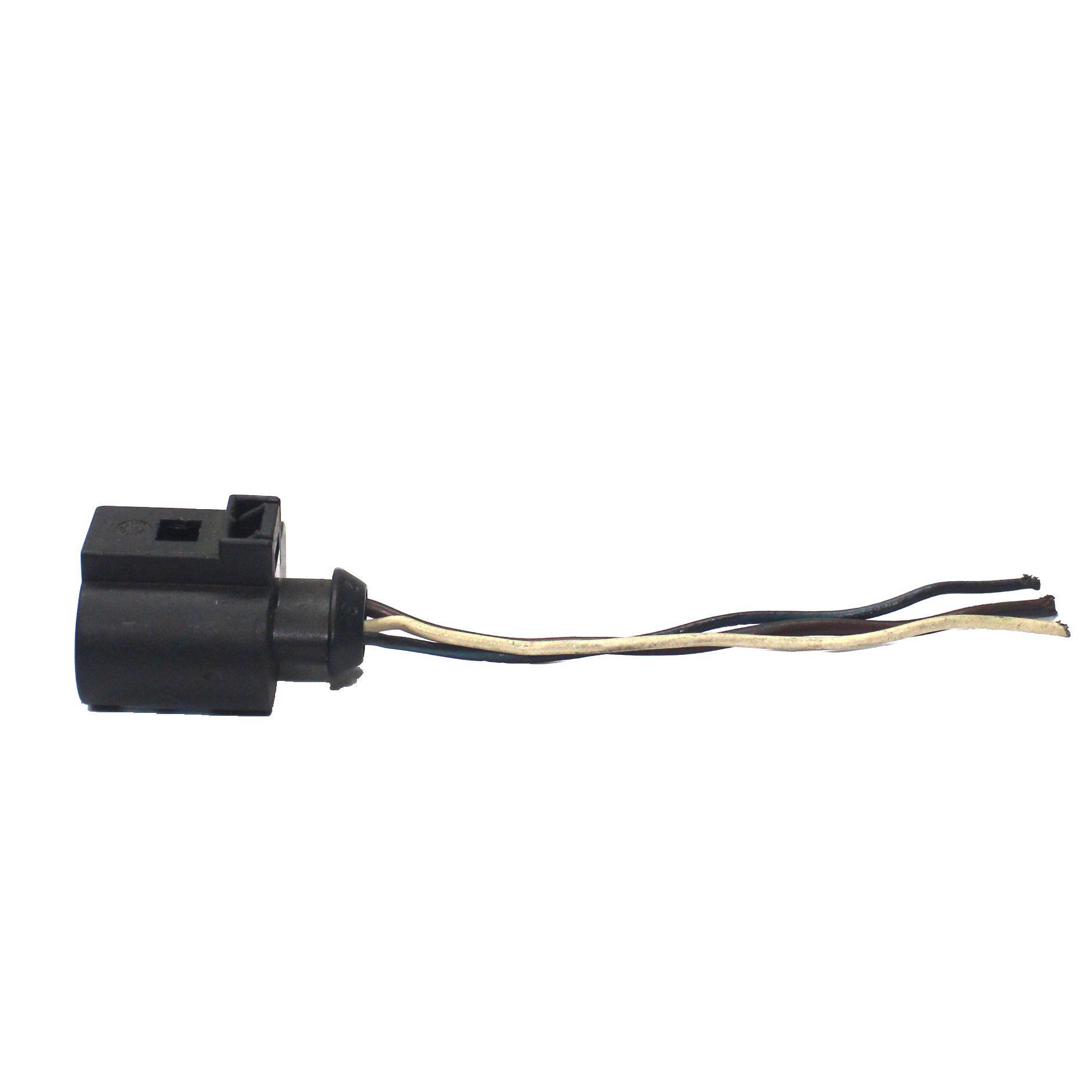 Pressostato Ar Condicionado Golf, Polo, New Beetle, Gol G5, A3 c/ plug