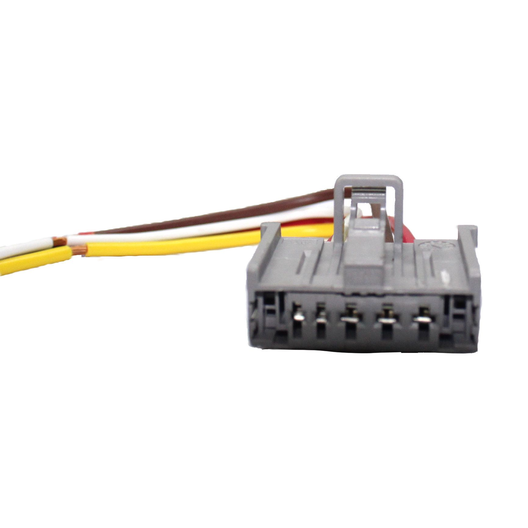 Resistência Ventilador Interno 206, 207, C3, Picasso c/ Plug