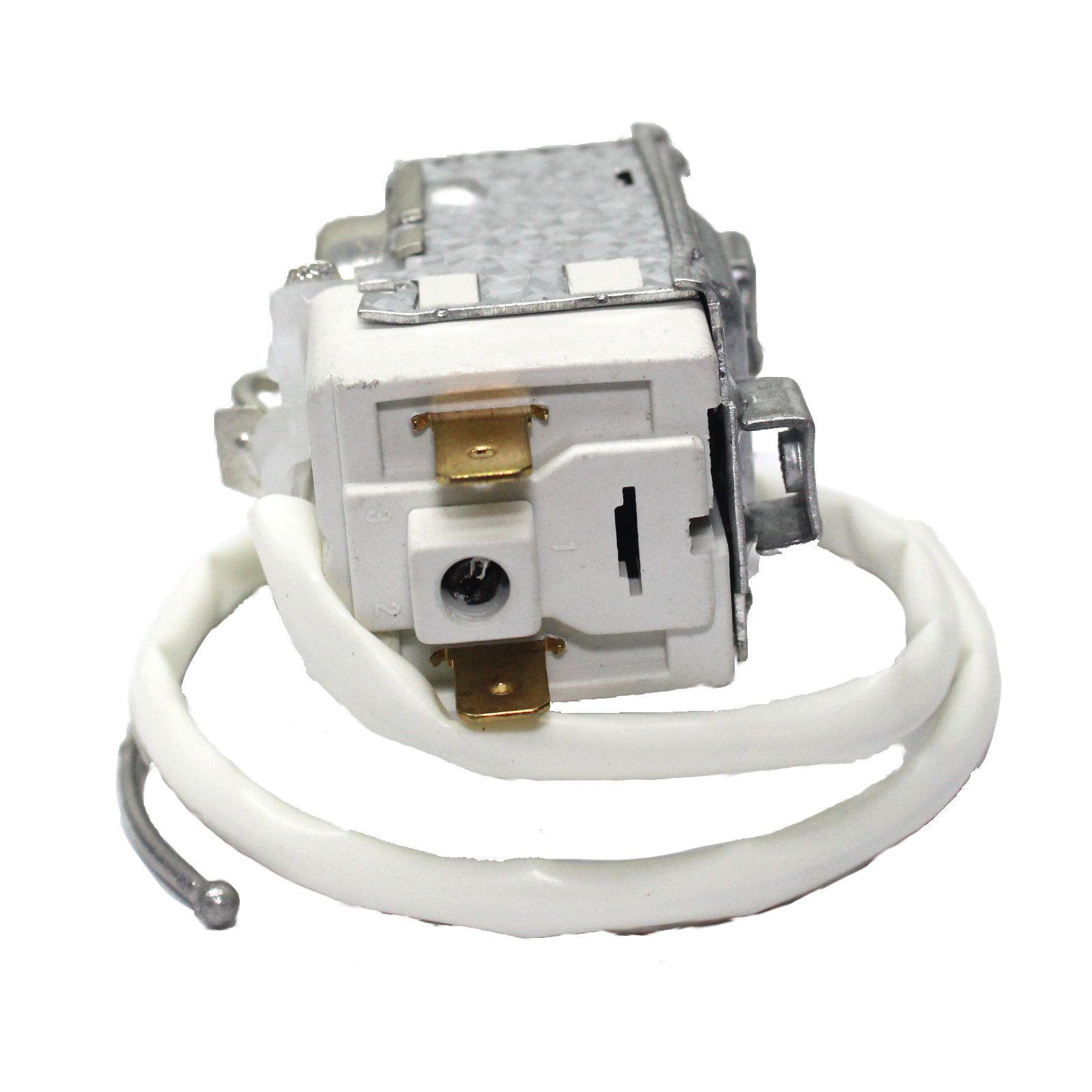 Sensor Termostato Caixa de Ar Universal, VW Santana, Quantum, Gol, Parati - Automatico