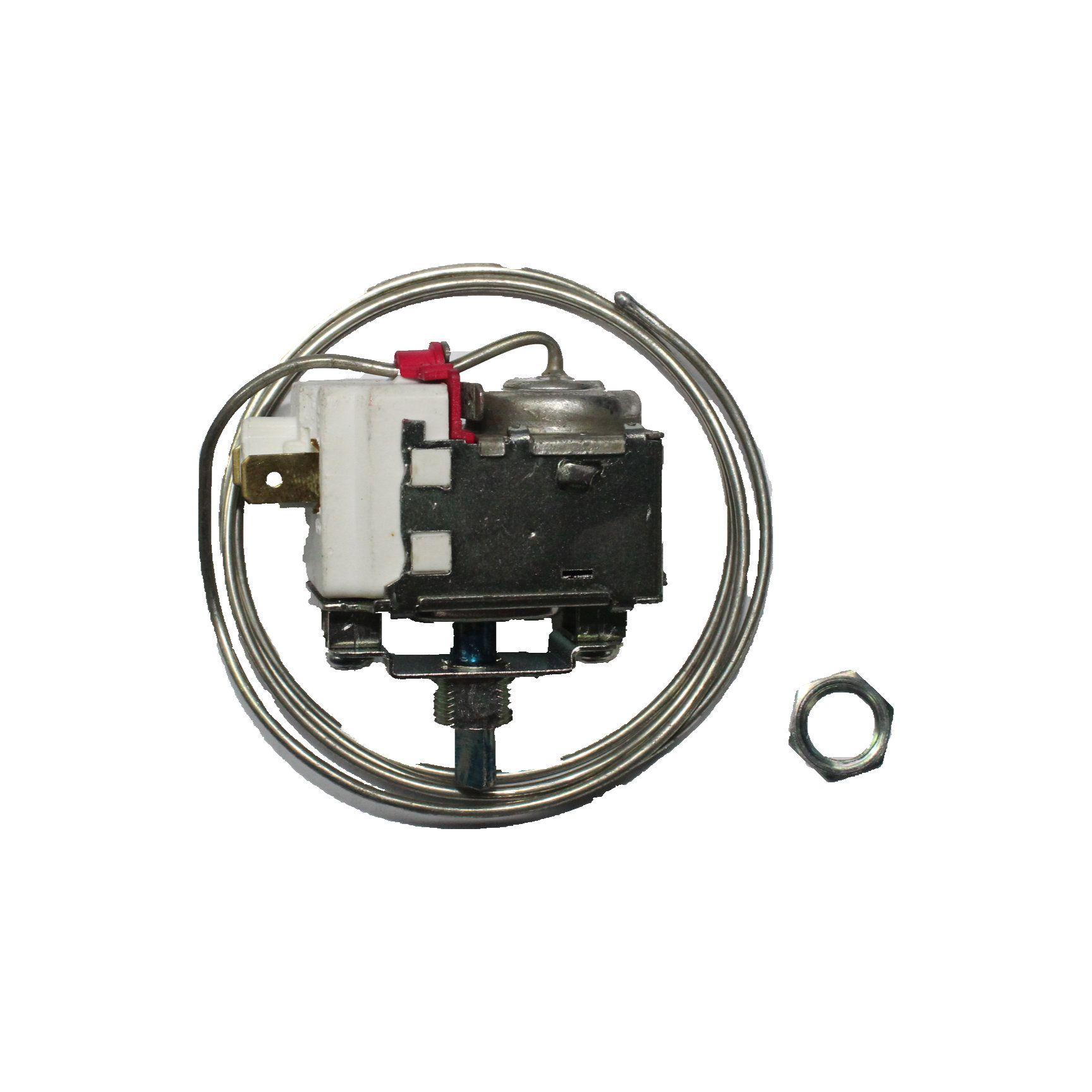 Sensor Termostato  Rotativo Universal c/ Regulagem de Temperatura