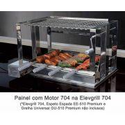 Giragrill Elevgrill Prime Inox 584