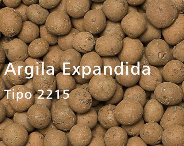 Argila Expandida Tipo 2215