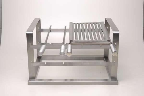 Estrutura Kit Grill 59 x 50