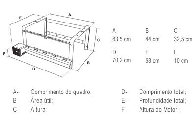 Giragrill Kit 2005